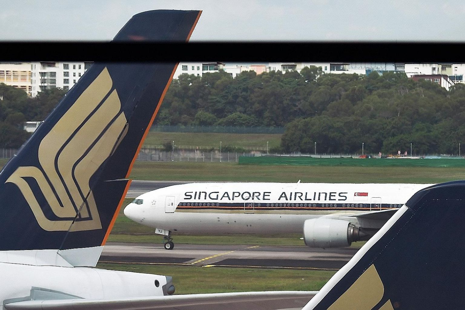 The SIA Group's extensive network - with Singapore Airlines and SilkAir flying to 94 destinations in 34 countries pre-coronavirus - attracts foreign carriers which fly to Singapore so that they can tap the group's connectivity to the rest of the regi