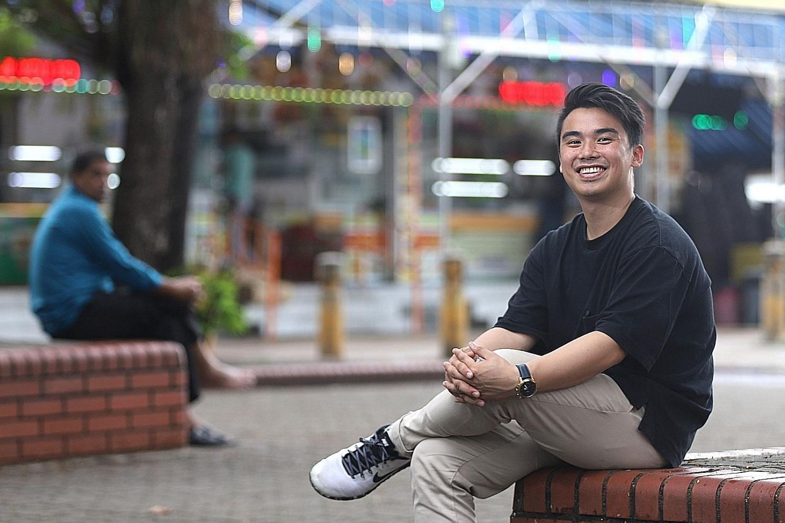 Migrant x Me business developer Seah Cheng, 26, said his former impressions of migrant workers were shaped by negative stereotypes and anecdotes shared by friends and family.