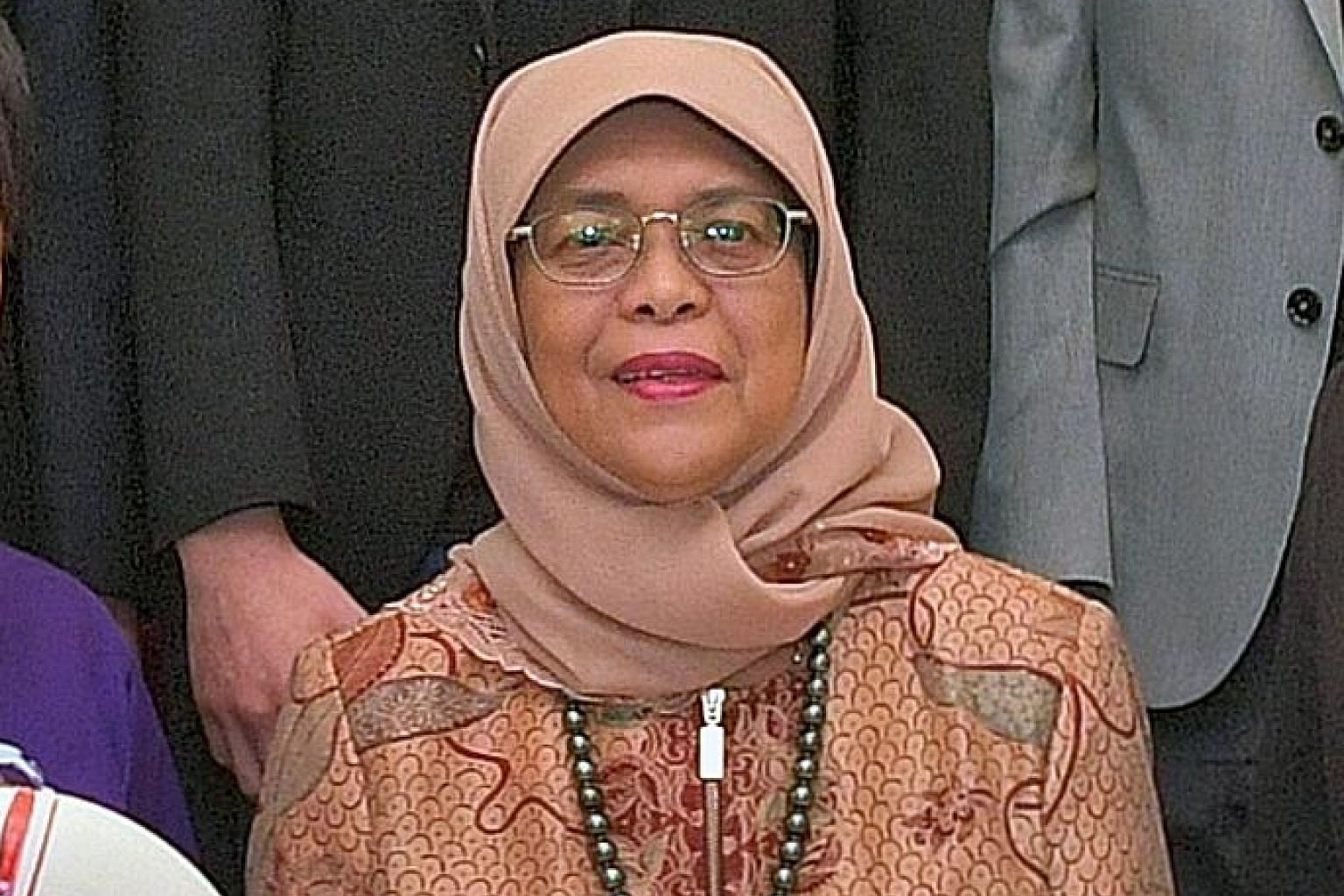 President Halimah Yacob is one of five heads of state from different regions who made this call in a Financial Times op-ed.