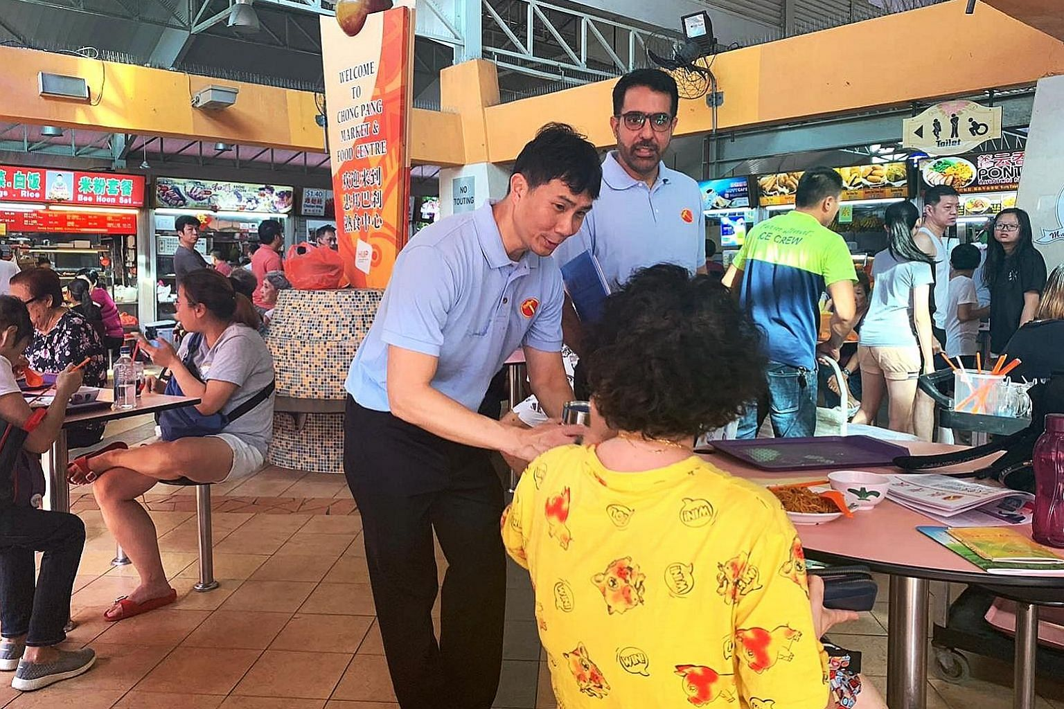 Left: Associate Professor Jamus Lim, seen here with Workers' Party chief Pritam Singh, is said to be a possible candidate for Sengkang GRC. LIANHE ZAOBAO FILE PHOTO Ms Raeesah Khan, founder of Reyna Movement and daughter of one-time presidential hope