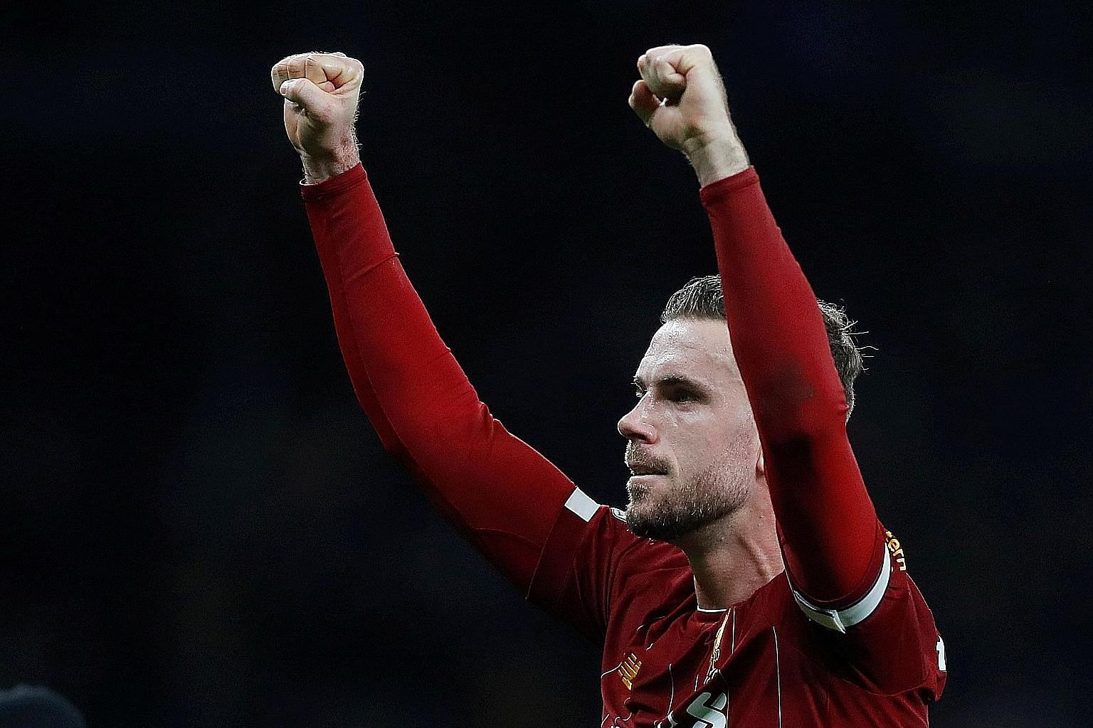 Liverpool captain Jordan Henderson is one of the Premier League footballers spending their downtime arranging fund-raisers for the NHS.