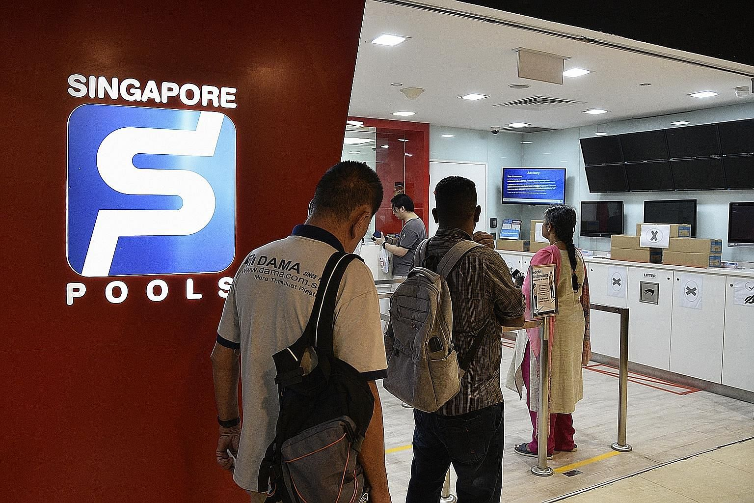 Though Singapore Pools is suspending betting for a month, which could affect sectors that depend on donations and grants from the Tote Board, some charities are confident their operations will not be compromised.