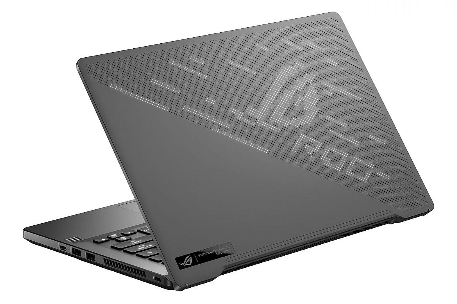 The Asus ROG Zephyrus G14 is one of the first notebooks to come with AMD's latest Ryzen 9 processor.