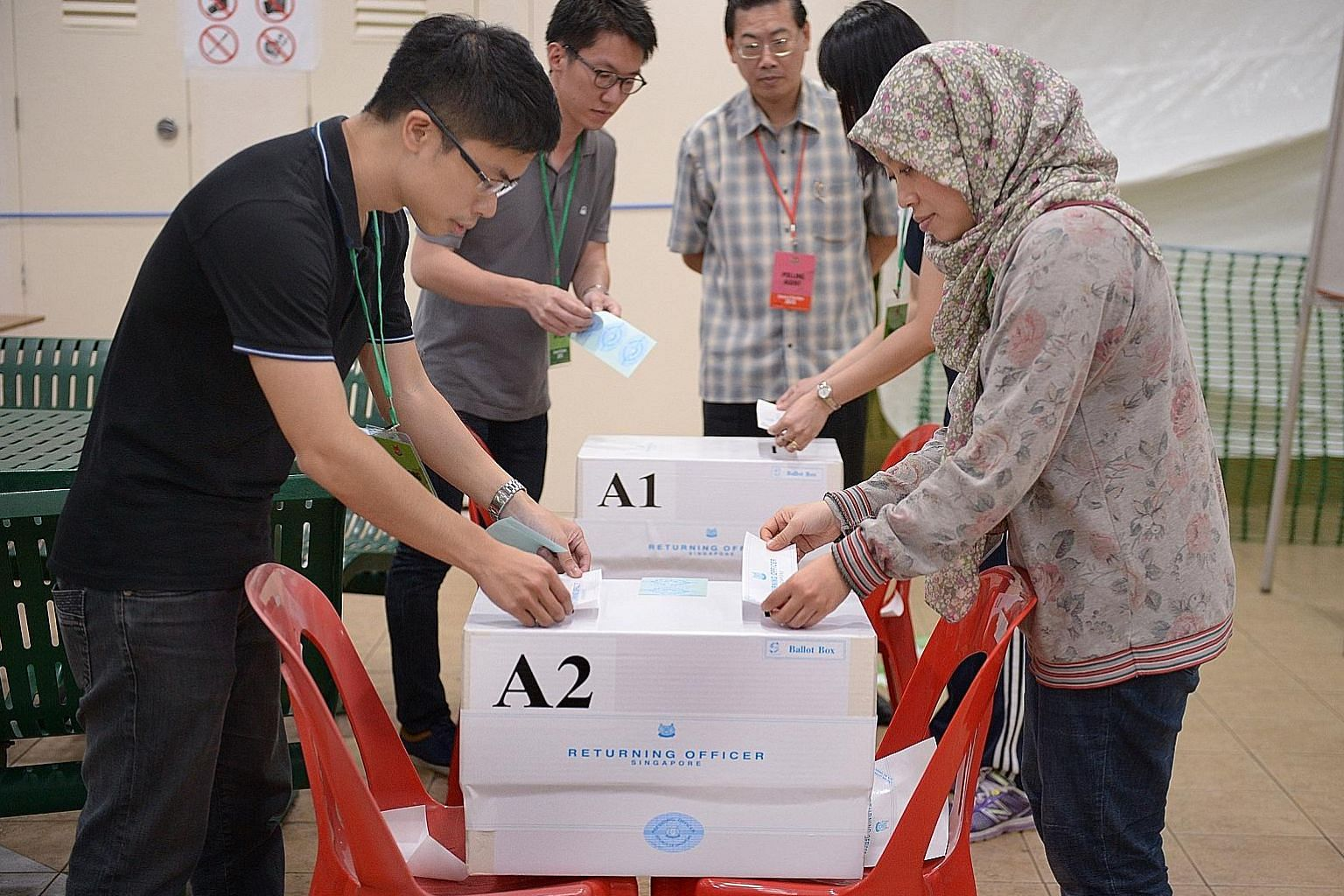 The Parliamentary Elections (Covid-19 Special Arrangements) Bill makes clear that the temporary arrangements being proposed will apply only to a parliamentary election held on or before April 14 next year, which is the deadline for the next general e