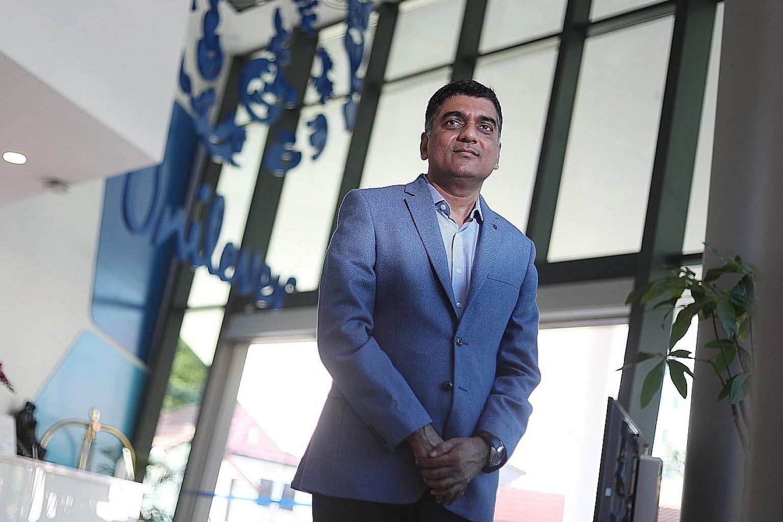 """Unilever International's Umesh Shah says that in the New Age, everything can be done in a very agile way, whether it is marketing, sales or talent management or even all the other activities. In the new era, he says, """"resources are no longer a constr"""
