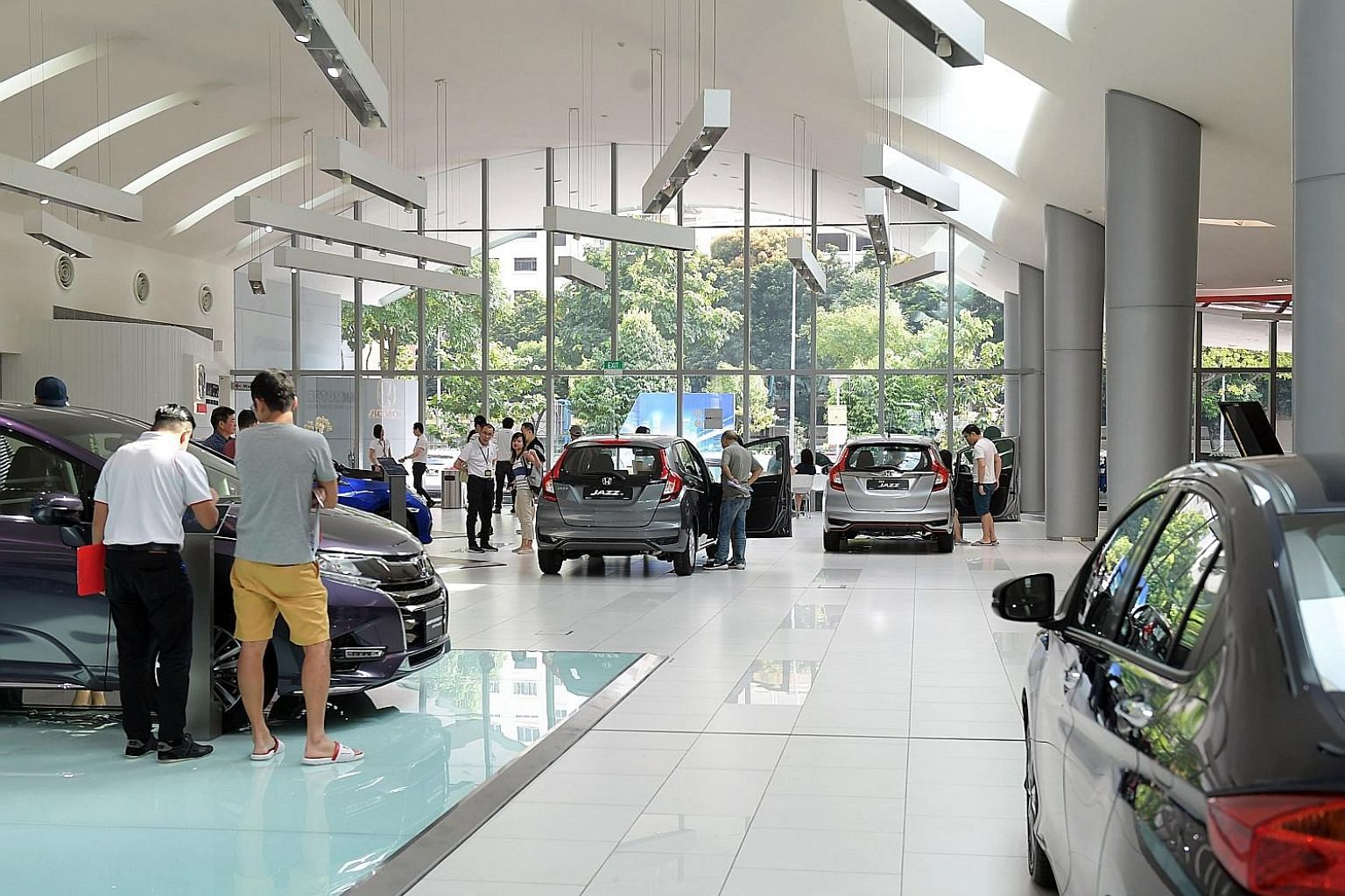 Applicants do not need to show that they have been affected by the Covid-19 crisis to obtain the relief, said the Monetary Authority of Singapore. Their credit score will also not be affected. OCBC Bank started receiving moratorium requests for car l