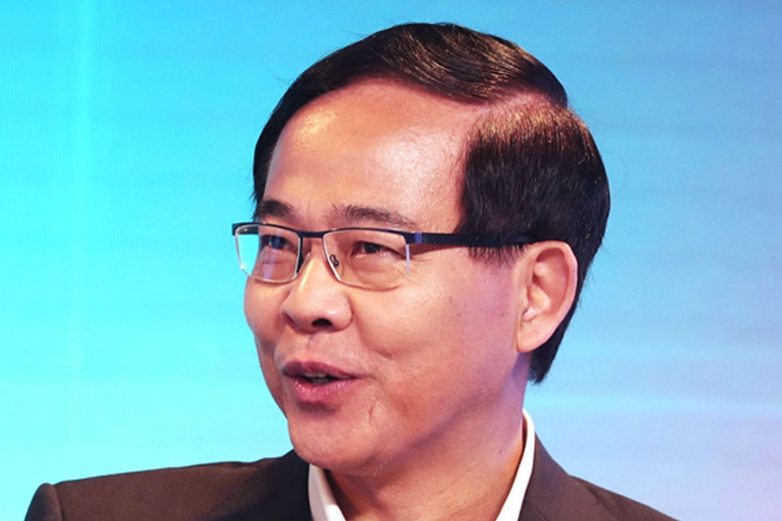 Duke-NUS Medical School's Professor Wang Linfa says the test can help determine the efficacy of vaccines.