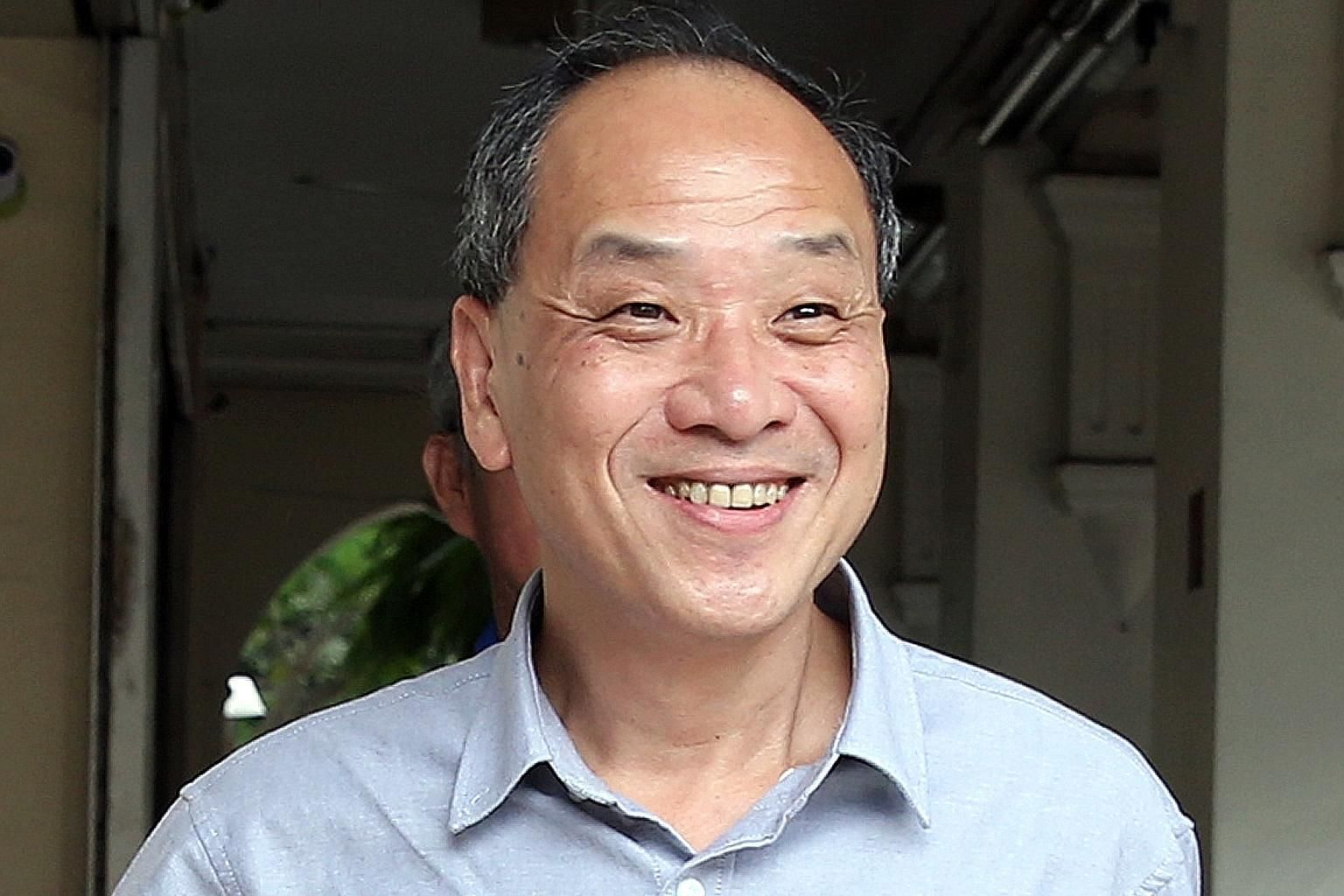 Mr Low Thia Khiang's constituency duties will be covered by other Aljunied GRC MPs, assisted by former Non-Constituency MP Gerald Giam.