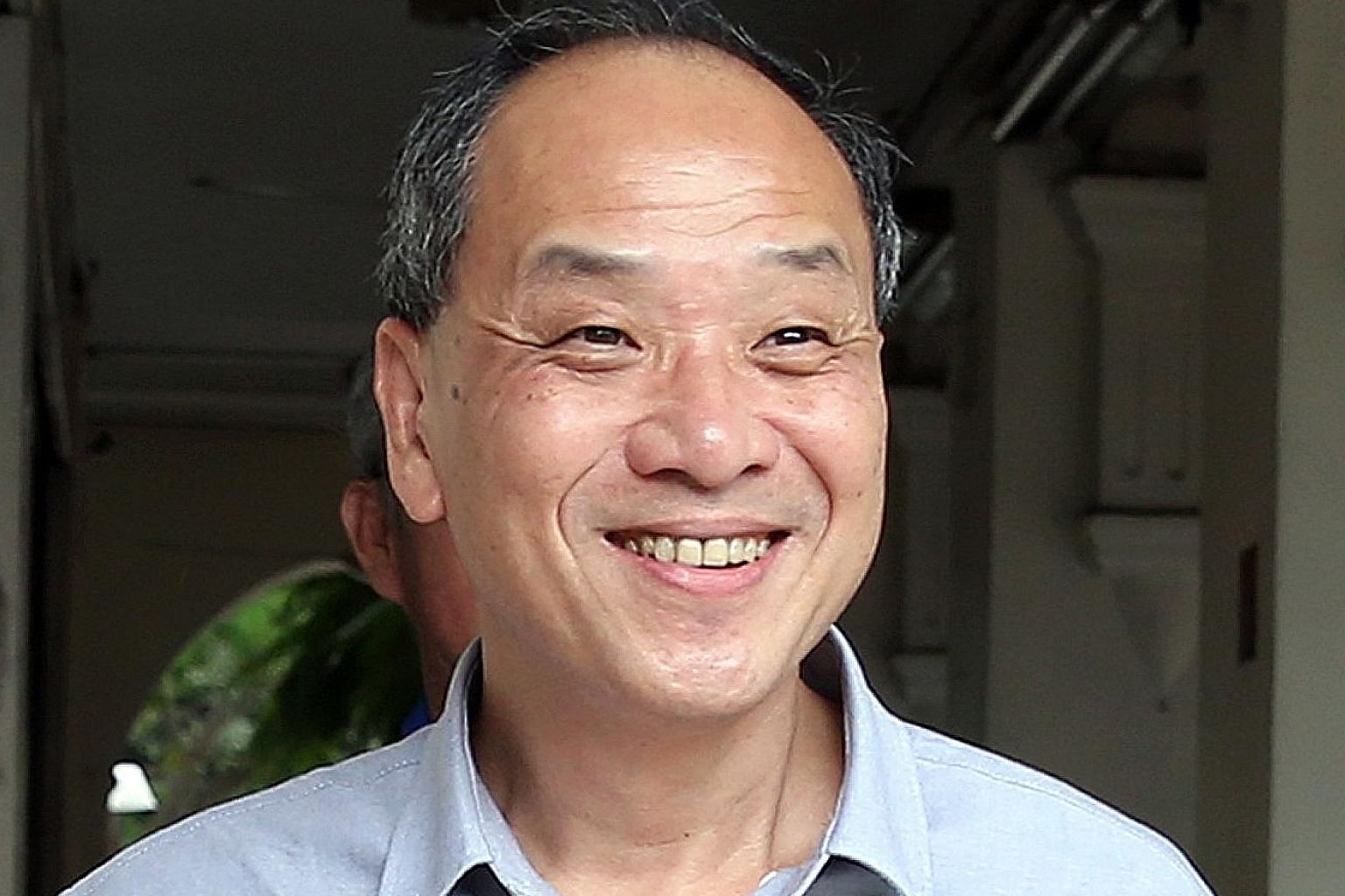 Mr Low Thia Khiang was hospitalised after he hurt his head in a fall at home last Thursday.