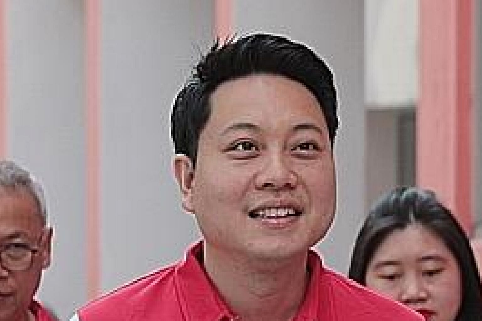 Mr Daniel Teo's lawyers said he made the video on the spur of the moment and is remorseful for acting in a rash manner.