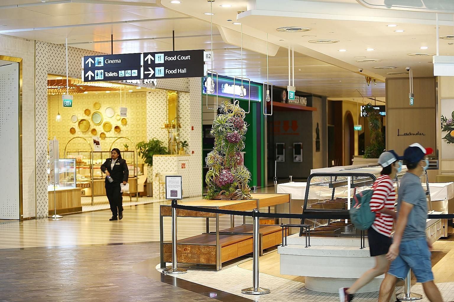 Feedback on the survey by the Competition and Consumer Commission of Singapore will give government agencies a more holistic view of the private retail lease market and identify issues that need to be addressed.