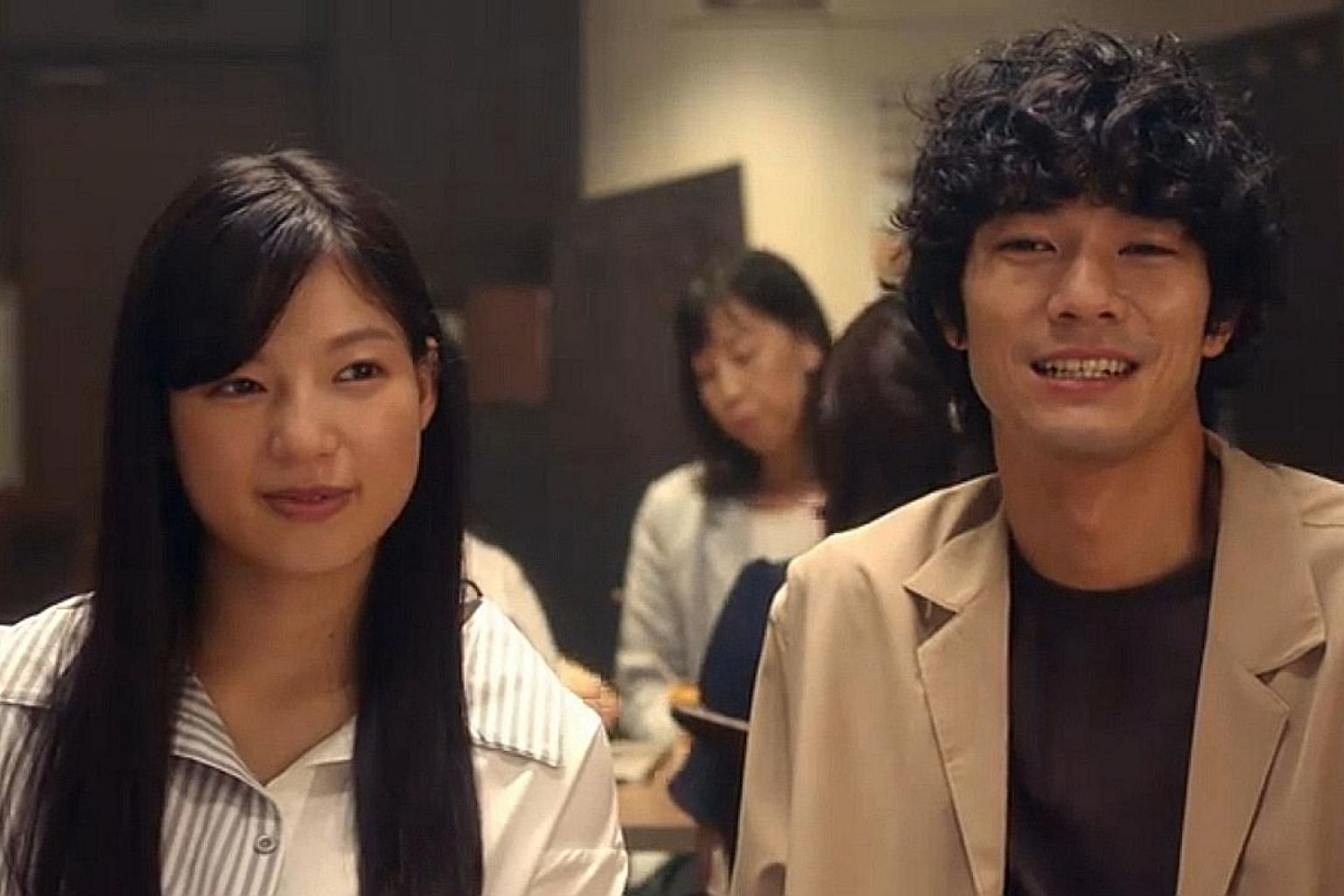 (Above) Shizuka Ishibashi shines as the standout character Rika in Tokyo Love Story 2020. (Left) Finding Her Voice, with its ensemble cast, celebrates the little things that make Hong Kong what it is.