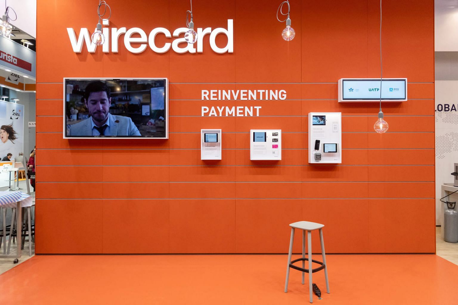 German payment processor Wirecard says in its preliminary first-quarter earnings statement that it expects its earnings before interest, taxes, depreciation and amortisation to be €1 billion (S$1.54 billion) to €1.2 billion this year. The full fi