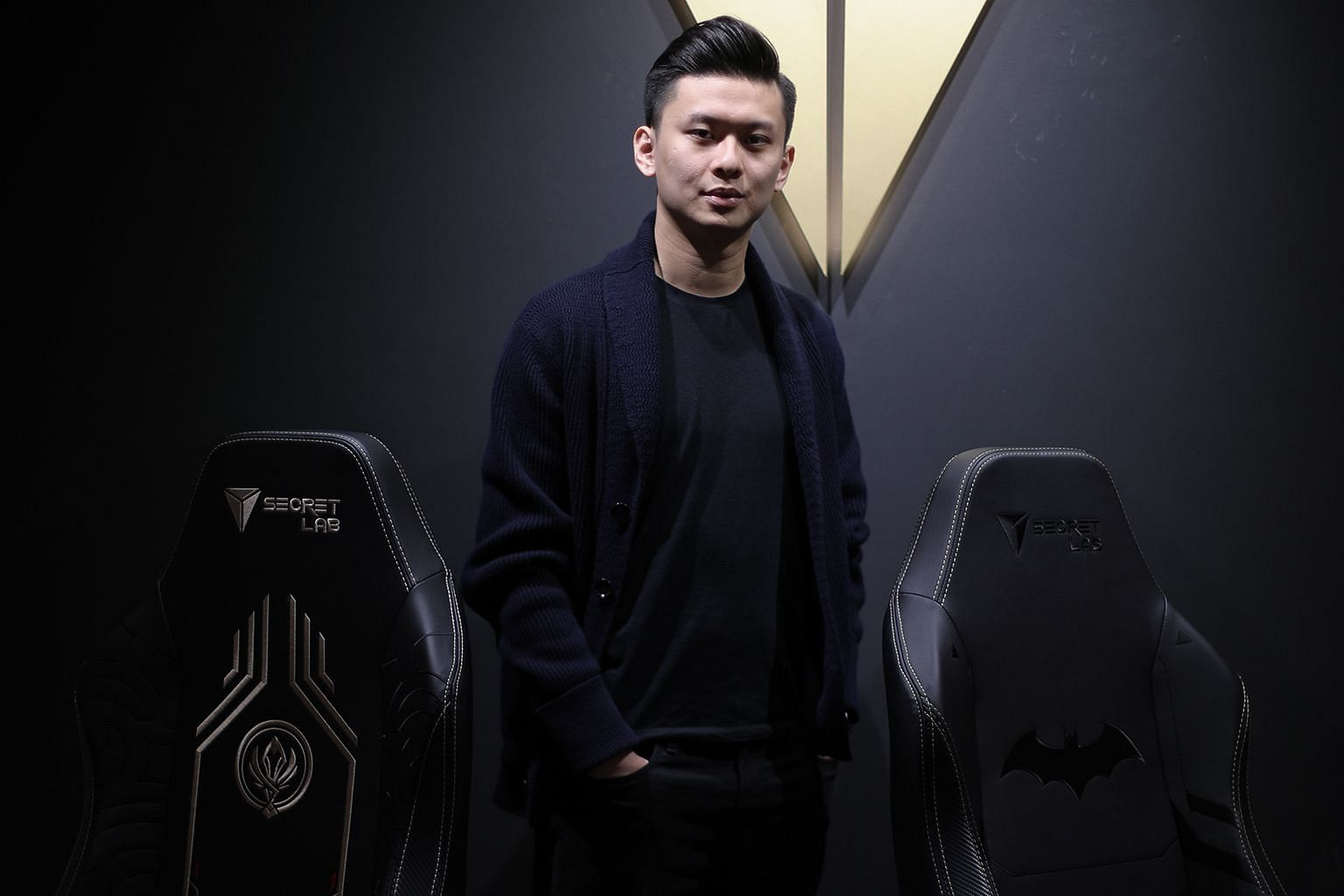 Secretlab co-founder Ian Alexander Ang is excited about Singapore being at the epicentre of the rapidly expanding e-sports industry, with governments and investors worldwide taking note of its potential, and analysts predicting phenomenal growth for the s