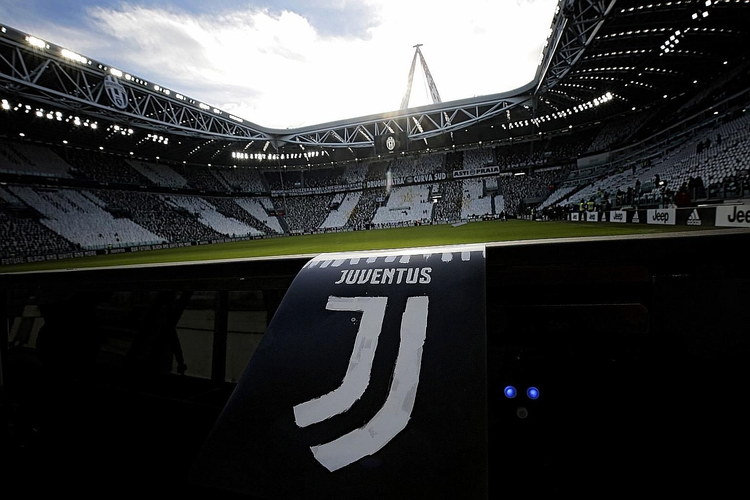The Juventus Stadium in Turin can start hosting Serie A matches again if the league resumes on June 13 as clubs have suggested. But no date has been set for the season to restart.