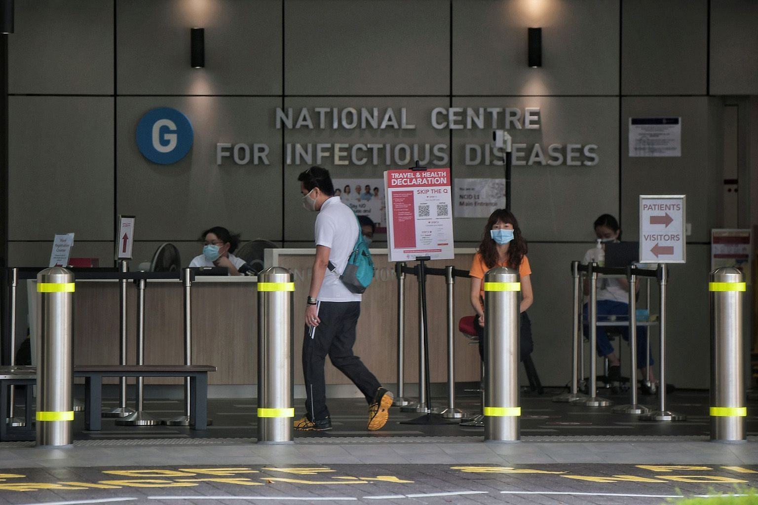 The National Centre for Infectious Diseases is working with two other institutions to find out how the Covid-19 outbreak is shaping and being shaped by social and behavioural factors in Singapore's population.