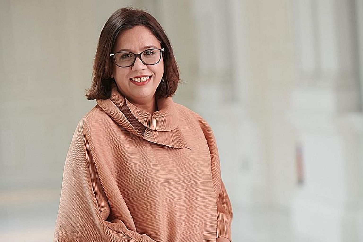Ms Sarah Martin will leave arts management company Arts House Limited on Aug 3.