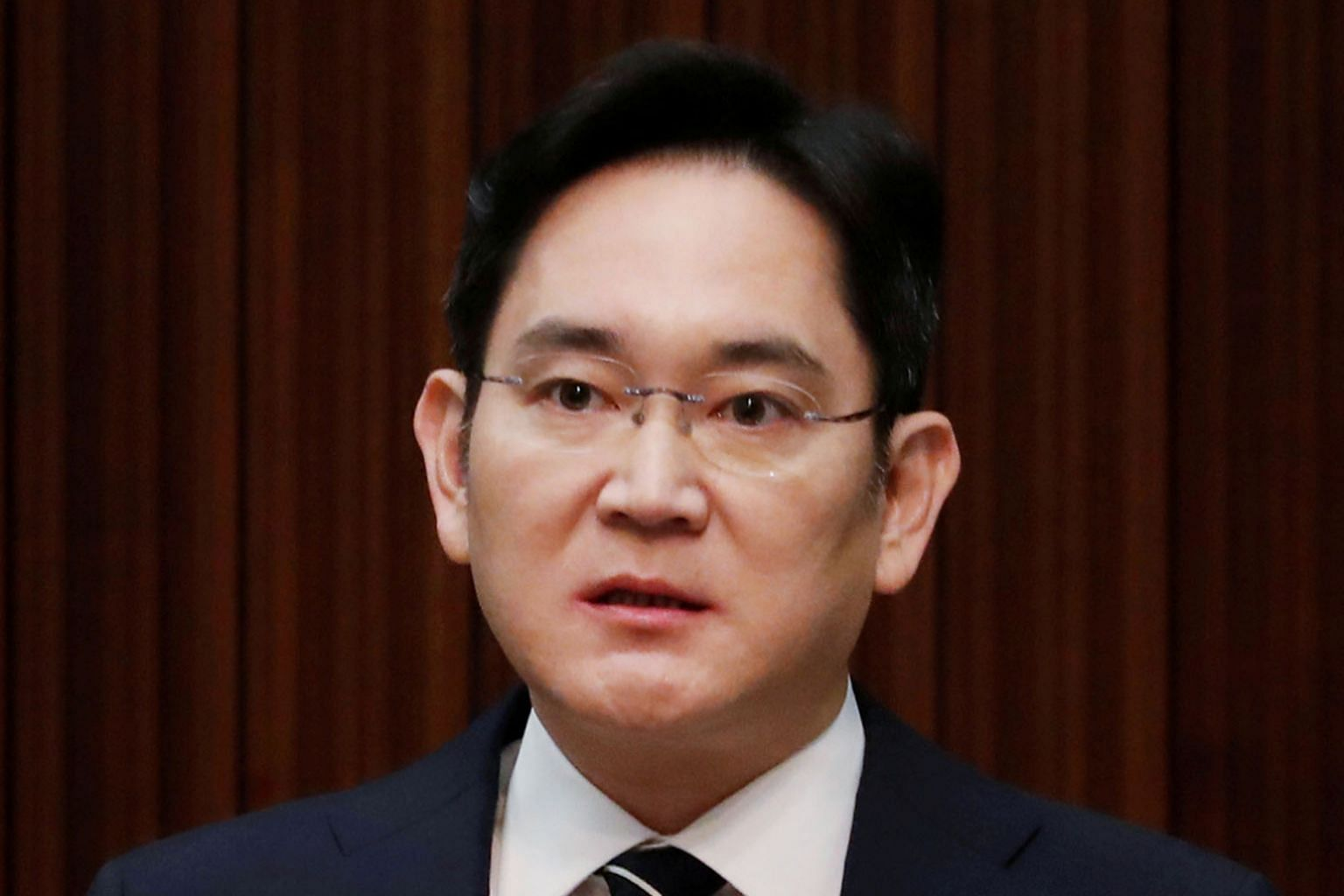 Samsung Group heir Jay Y. Lee is already facing trial over a charge of bribery.