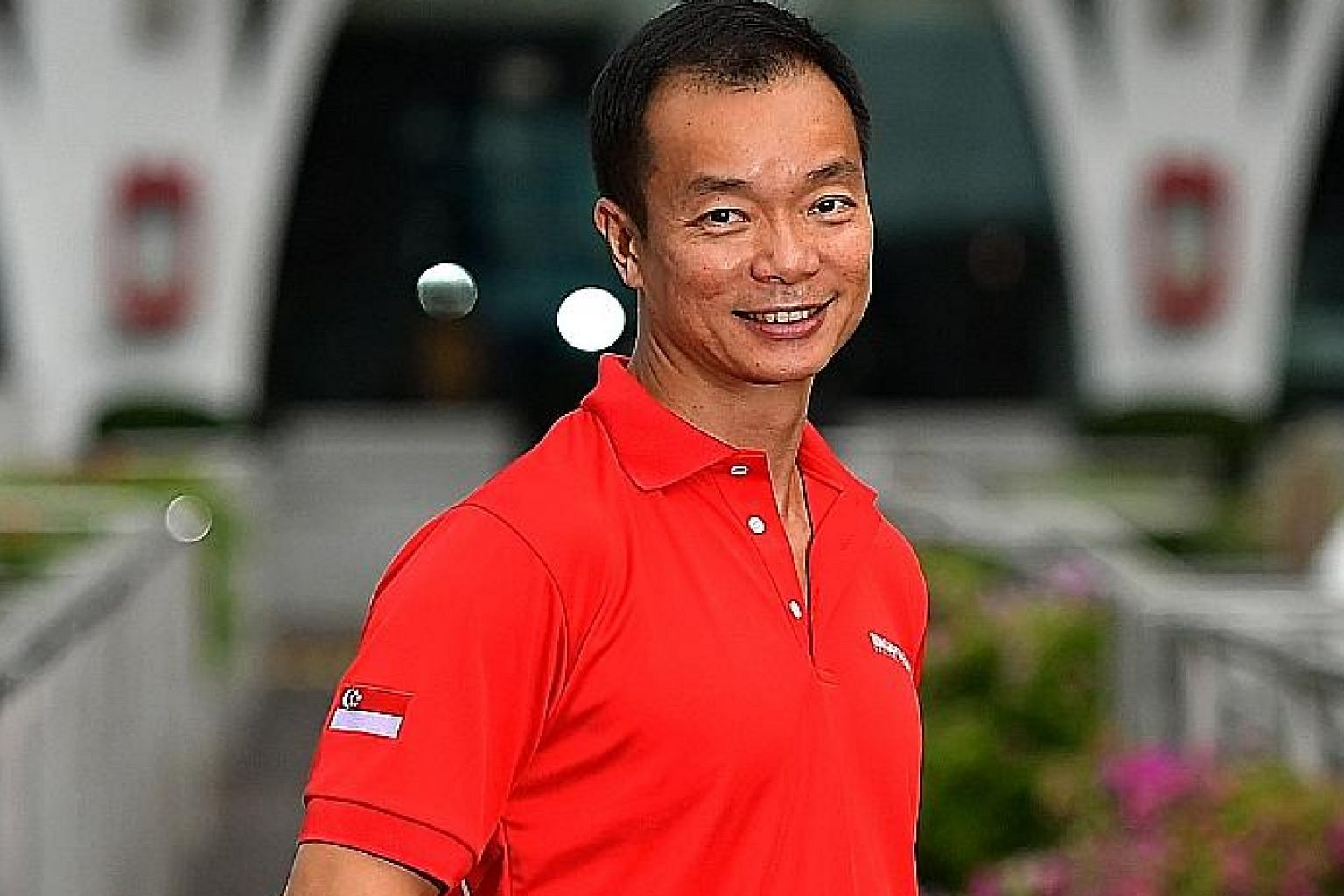 Dr Benedict Tan hopes to enhance sport science support for Singapore athletes in his new role.