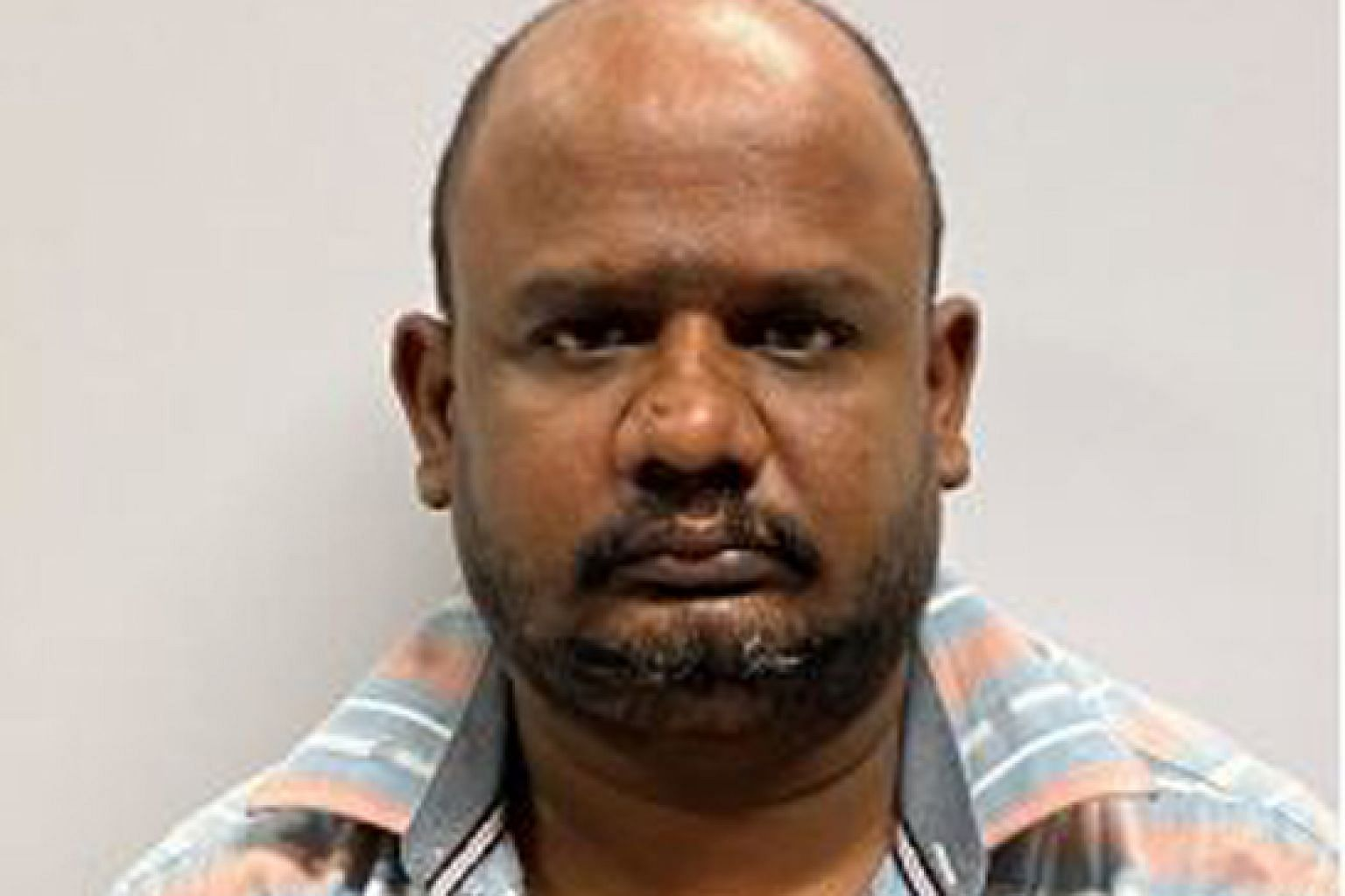 Muthuvel Sankar, identified as a person of interest by the CPIB in 2014, was nabbed on his return to Singapore.
