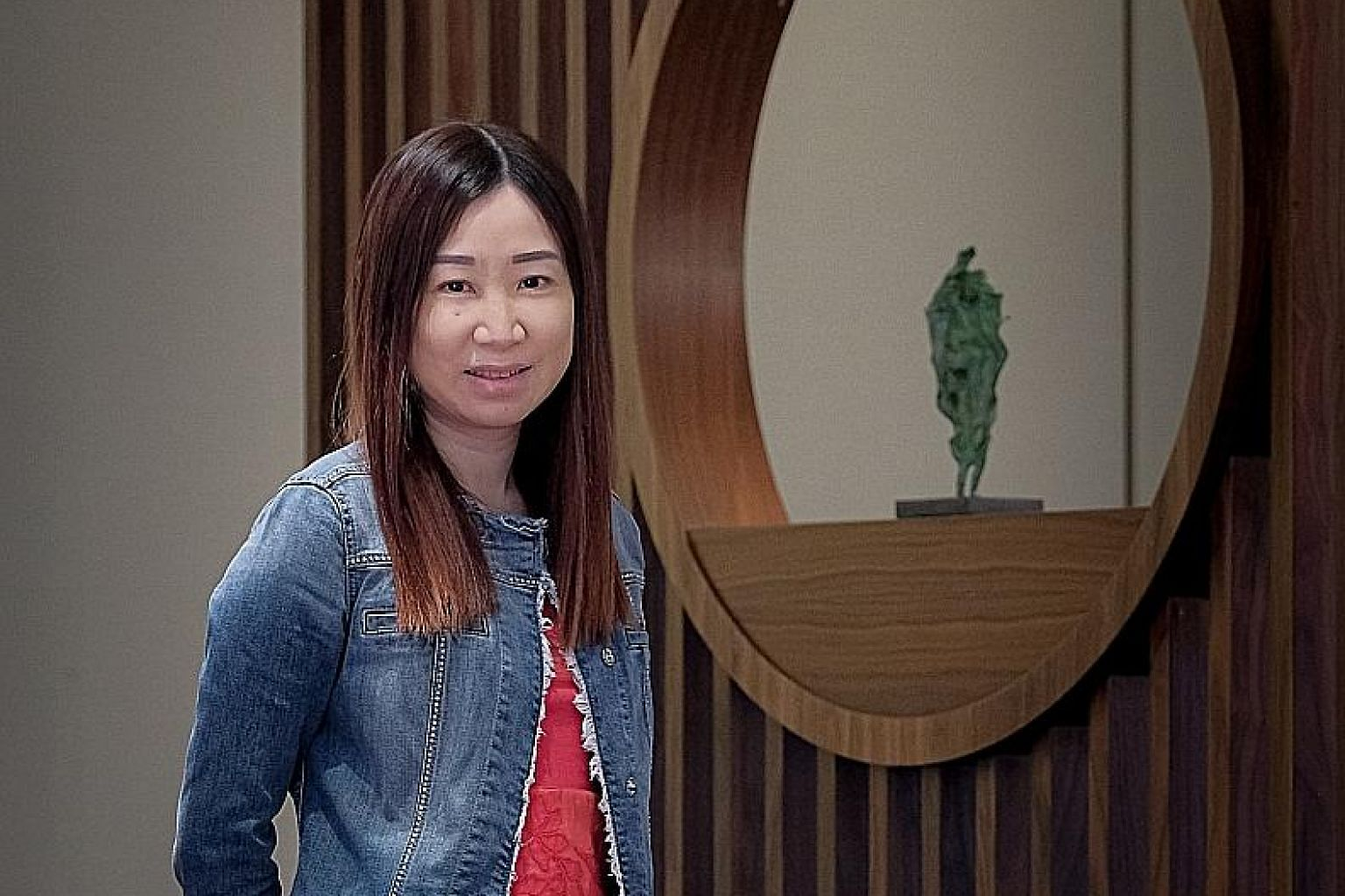 Ms Tan Siew Lee, OCBC Bank's head of wealth management, advises investors to first have enough insurance coverage and emergency cash, as well as plan for retirement, before using spare money to invest for capital gains.