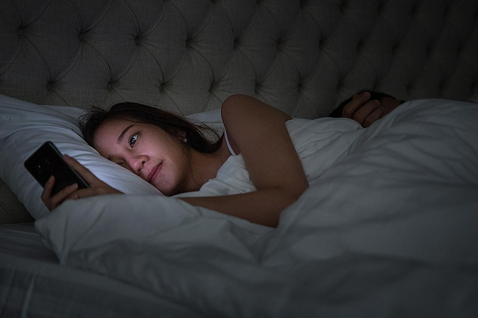 Increased screen time can disrupt one's sleep cycle as the blue light emitted from these screens can delay the release of sleep-inducing melatonin.