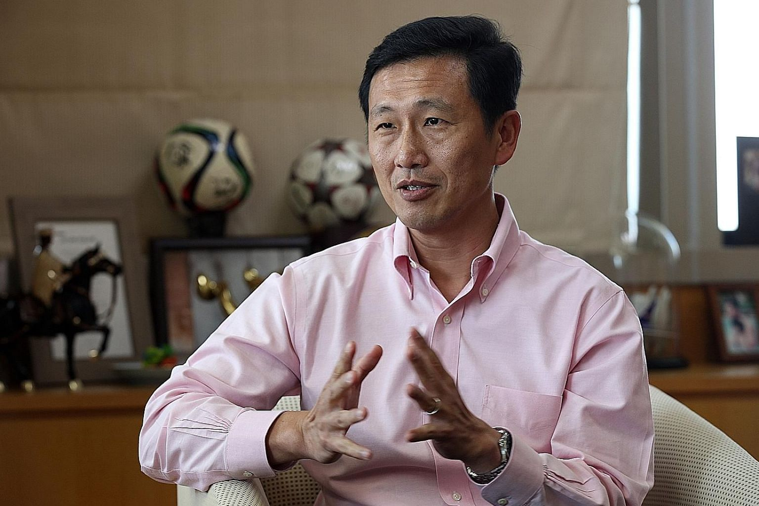 In his Annual Workplan Seminar speech to school leaders, Education Minister Ong Ye Kung explained how the move to home-based learning during the recent circuit-breaker period prompted the Ministry of Education to bring the National Digital Literacy P