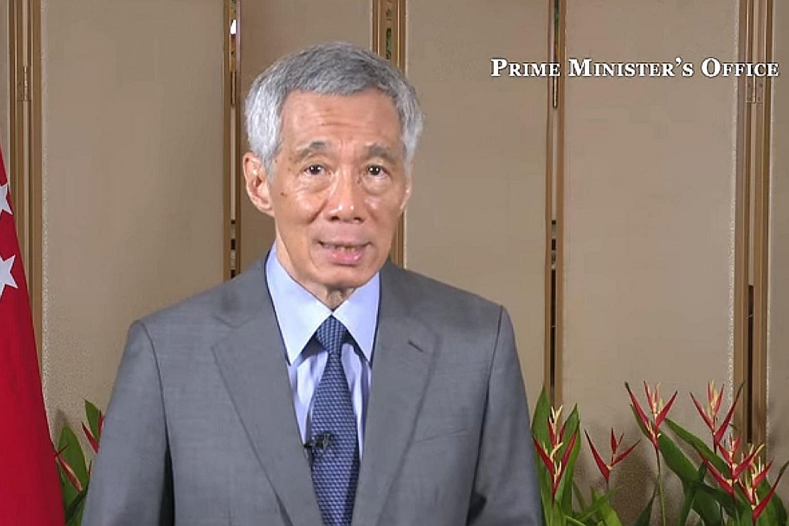 """At a virtual summit last Saturday, Prime Minister Lee Hsien Loong emphasised the importance of """"vaccine multilateralism"""". PHOTO: LEE HSIEN LOONG/FACEBOOK"""