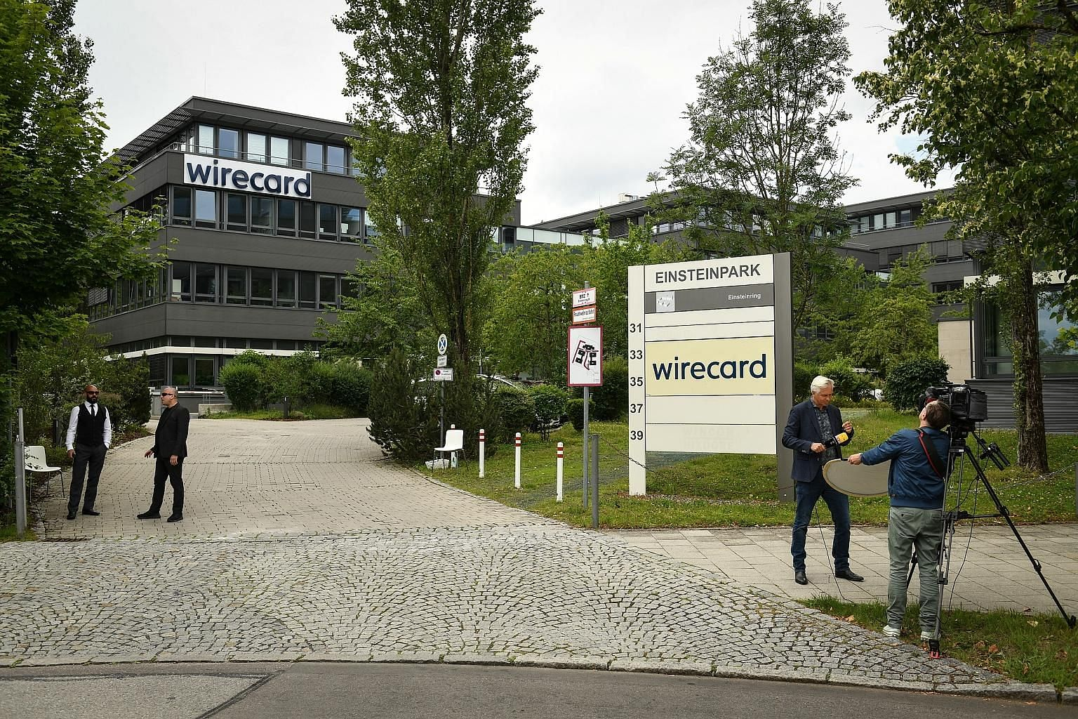 Wirecard filed for court protection from creditors on Thursday. Creditors who lent it as much as €3.2 billion (S$5 billion) are wondering if they will ever see their money again.