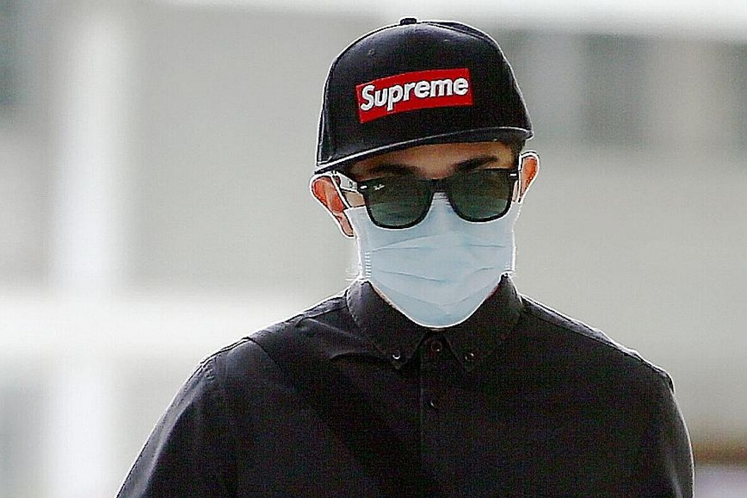 Ryan You Jun Chao pleaded guilty on Feb 28 to two counts of insulting a woman's modesty. ST PHOTO: WONG KWAI CHOW