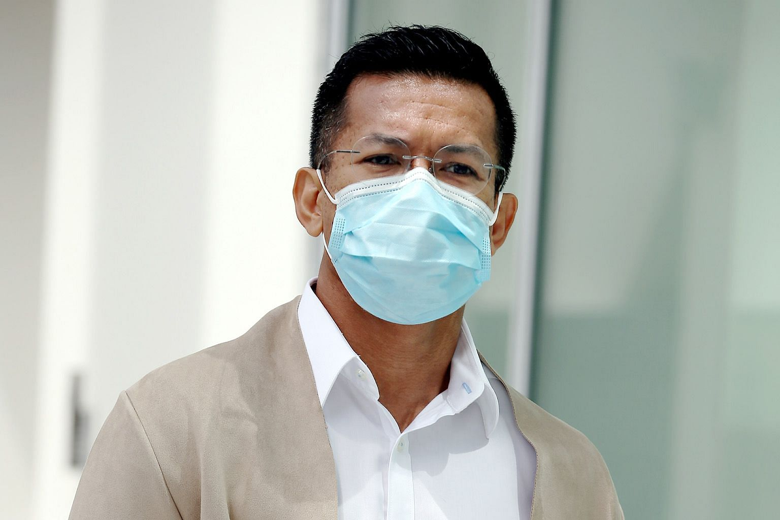 Zainal Abidin Shaiful Bahari, 34, was charged with four counts of committing acts against racial harmony.