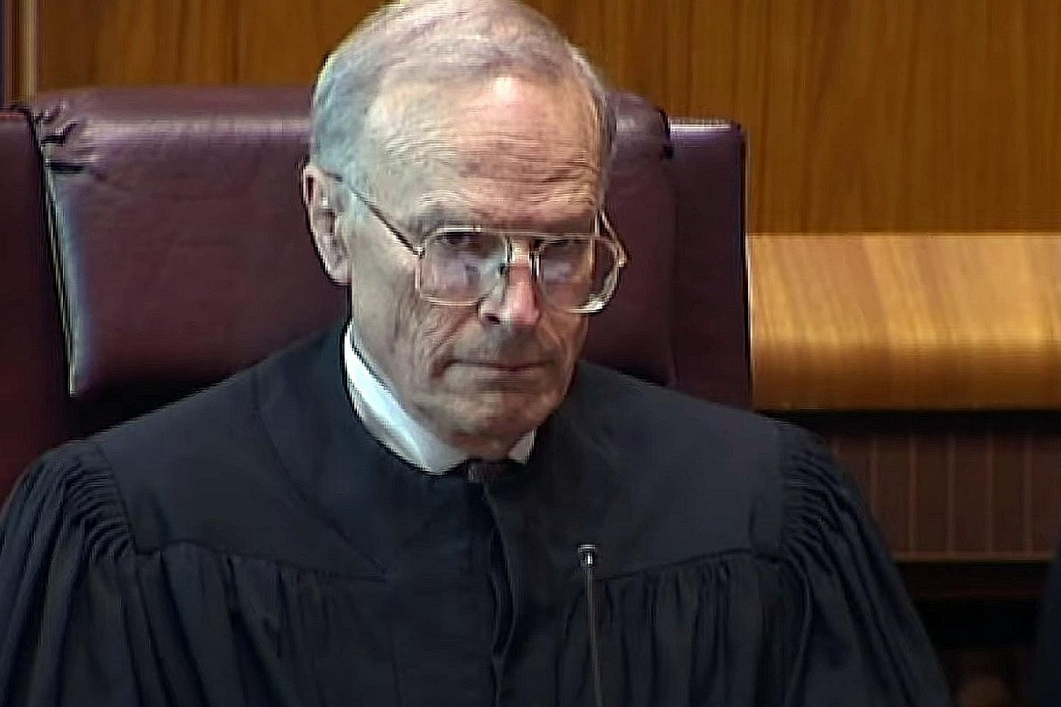 An independent inquiry by the High Court found that former Australian High Court judge Dyson Heydon sexually harassed six female judges' associates - five of whom worked for him - during his time on the bench from 2003 to 2013.