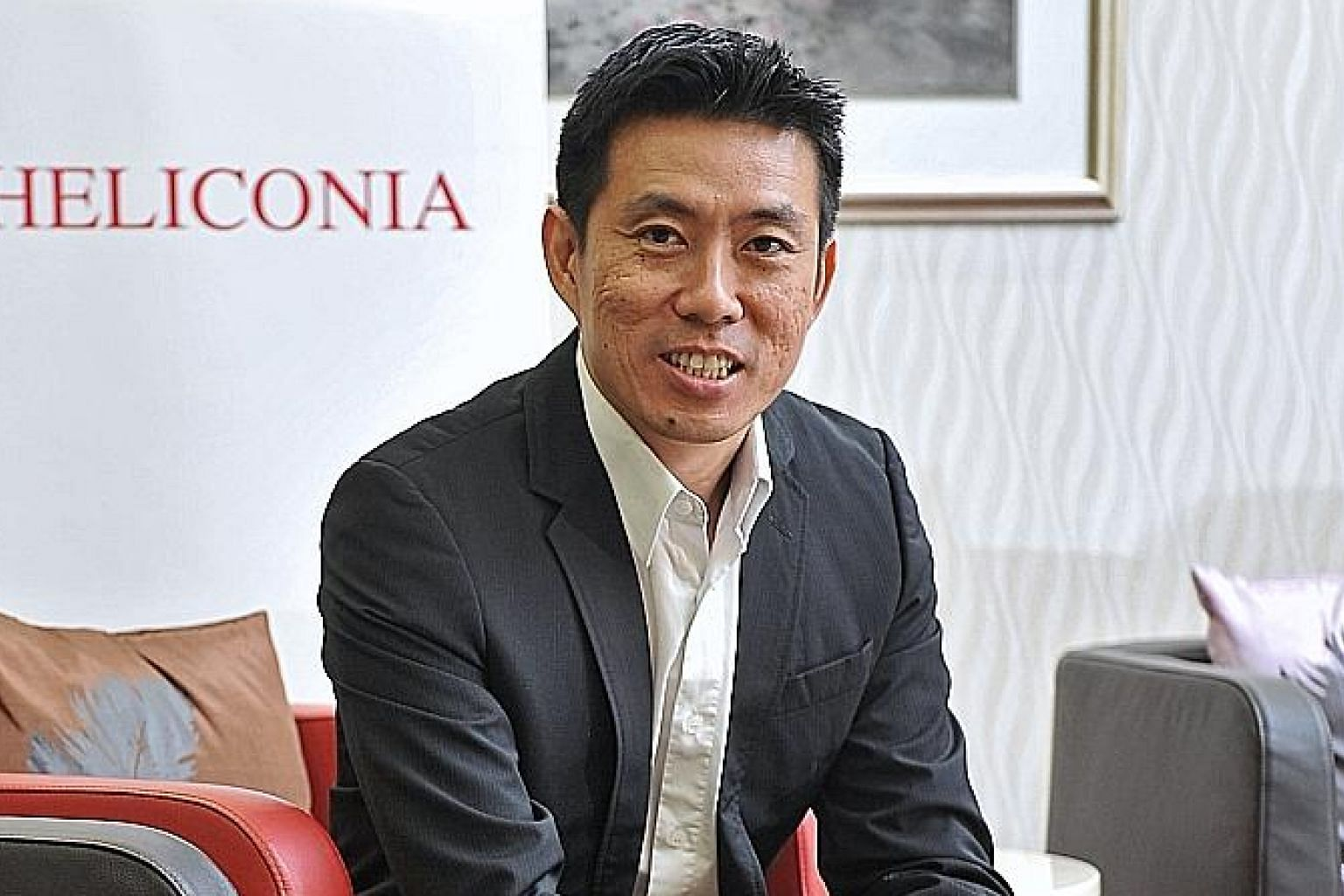 Heliconia Capital Management has requested that chairman Lim How Teck be appointed a non-executive director of CSE Global.