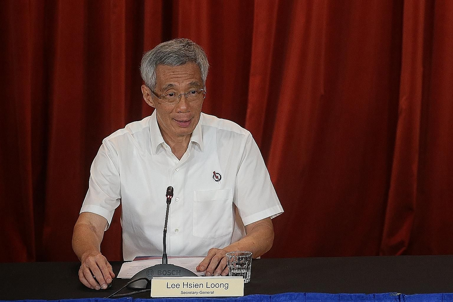 """Prime Minister Lee Hsien Loong noted that the election showed a """"desire for more diversity"""" of views in Parliament, while WP chief Pritam Singh thanked voters for their support."""