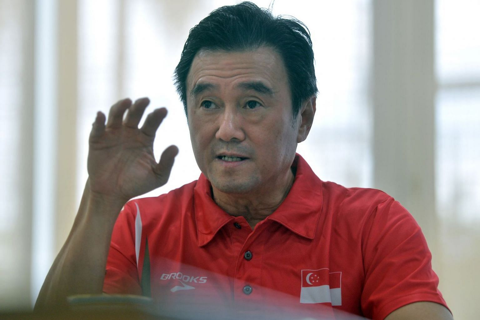 Singapore Athletics president Tang Weng Fei says actions will be taken against those who leaked an audio recording of its extraordinary general meeting on Monday.