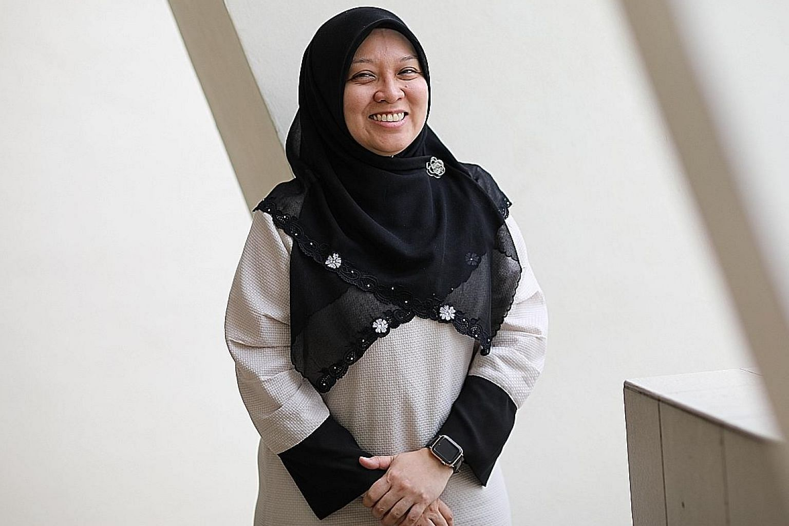 Dr Intan Azura Mokhtar feels her nine years in politics have made her wiser, more empathetic and more grounded.