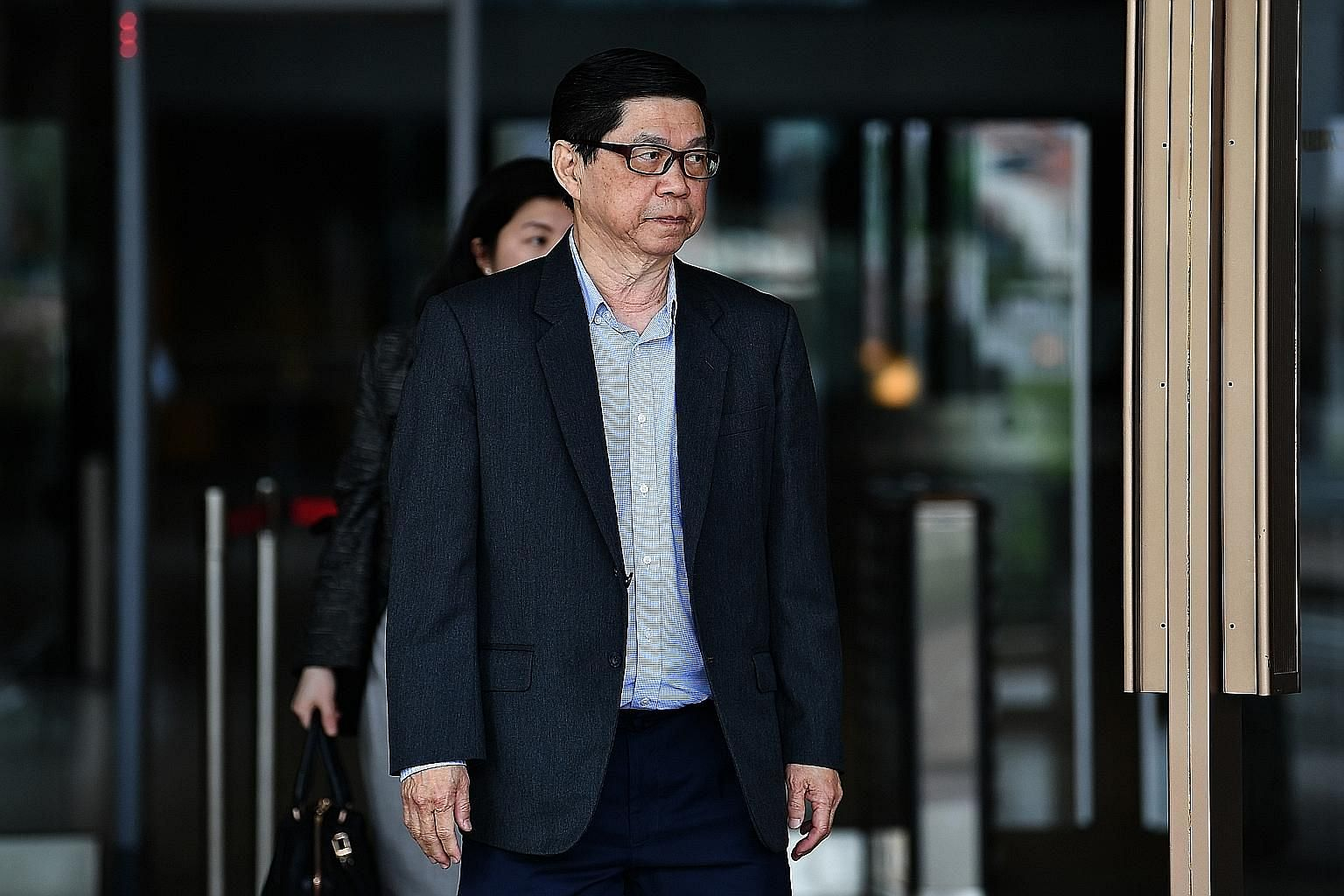Dr Wee Teong Boo was previously accused of molesting a 23-year-old student at his Bedok clinic during an examination in November 2015, and of raping her when she visited the clinic again a month later.
