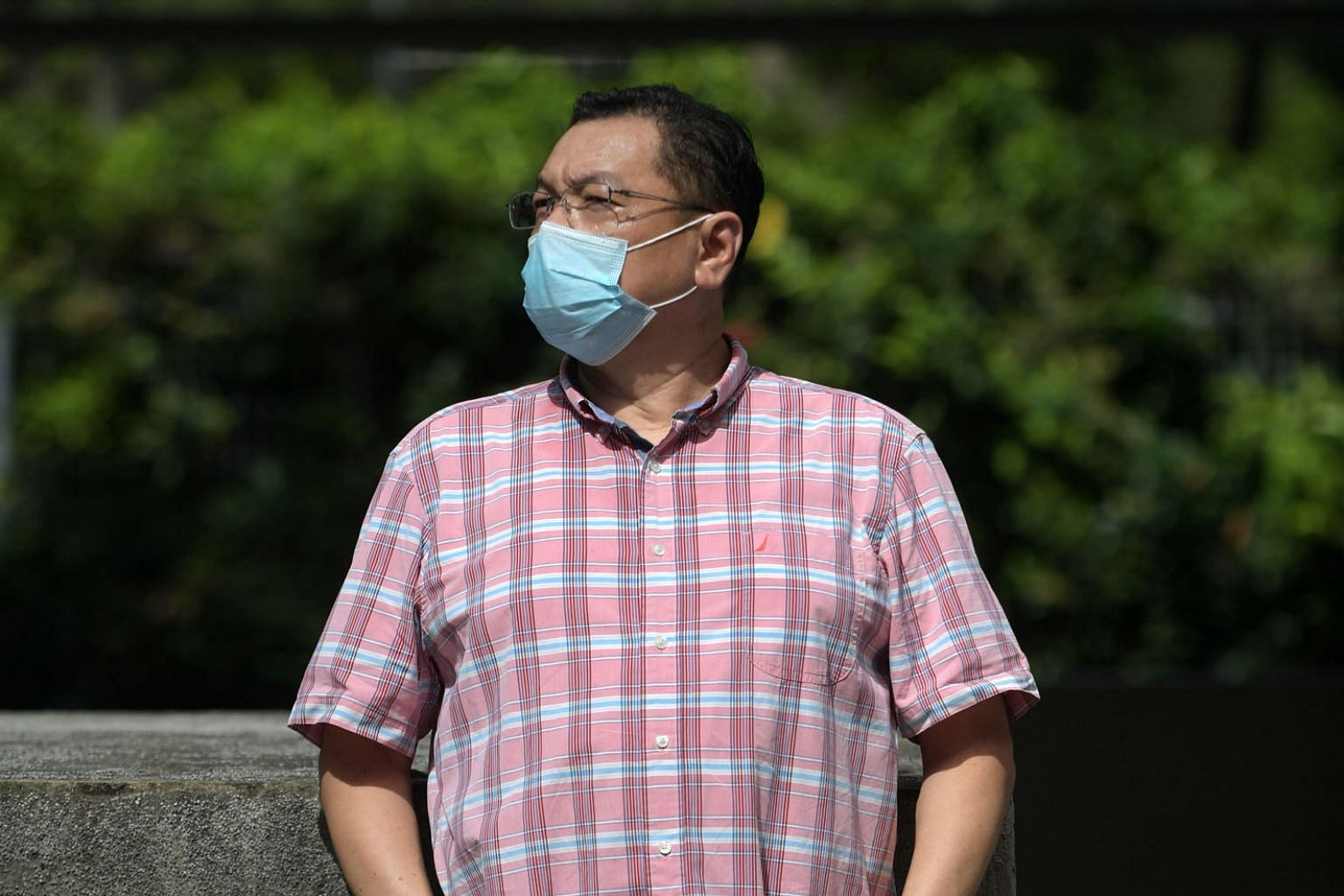Mr Ben Ng hallucinated continuously and lost track of time during his 13 days in the intensive care unit. After his discharge, he had several flashbacks and saw himself lying in the ICU bed with people asking questions.