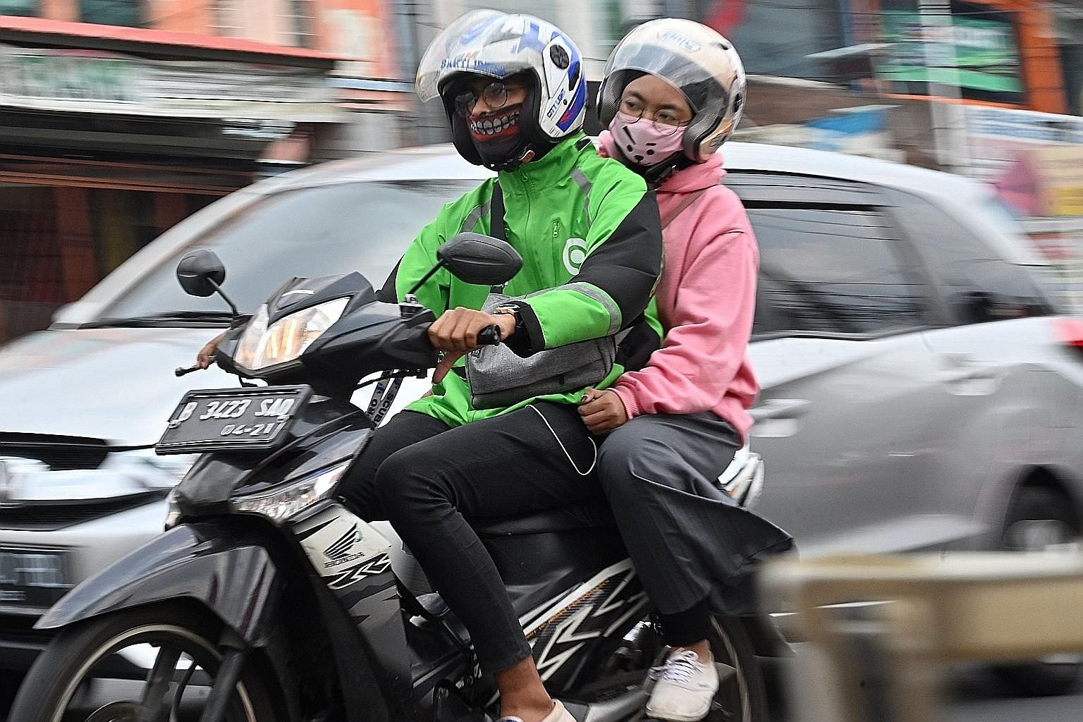 Mr Fajrin Rasyid, co-founder of Bukalapak, at the launch of BukaGlobal last year. PHOTO: BUKALAPAK Ride-hailing giant Gojek is one of the unicorns the Indonesia Stock Exchange is hoping to attract to list on the bourse. The coronavirus outbreak has p