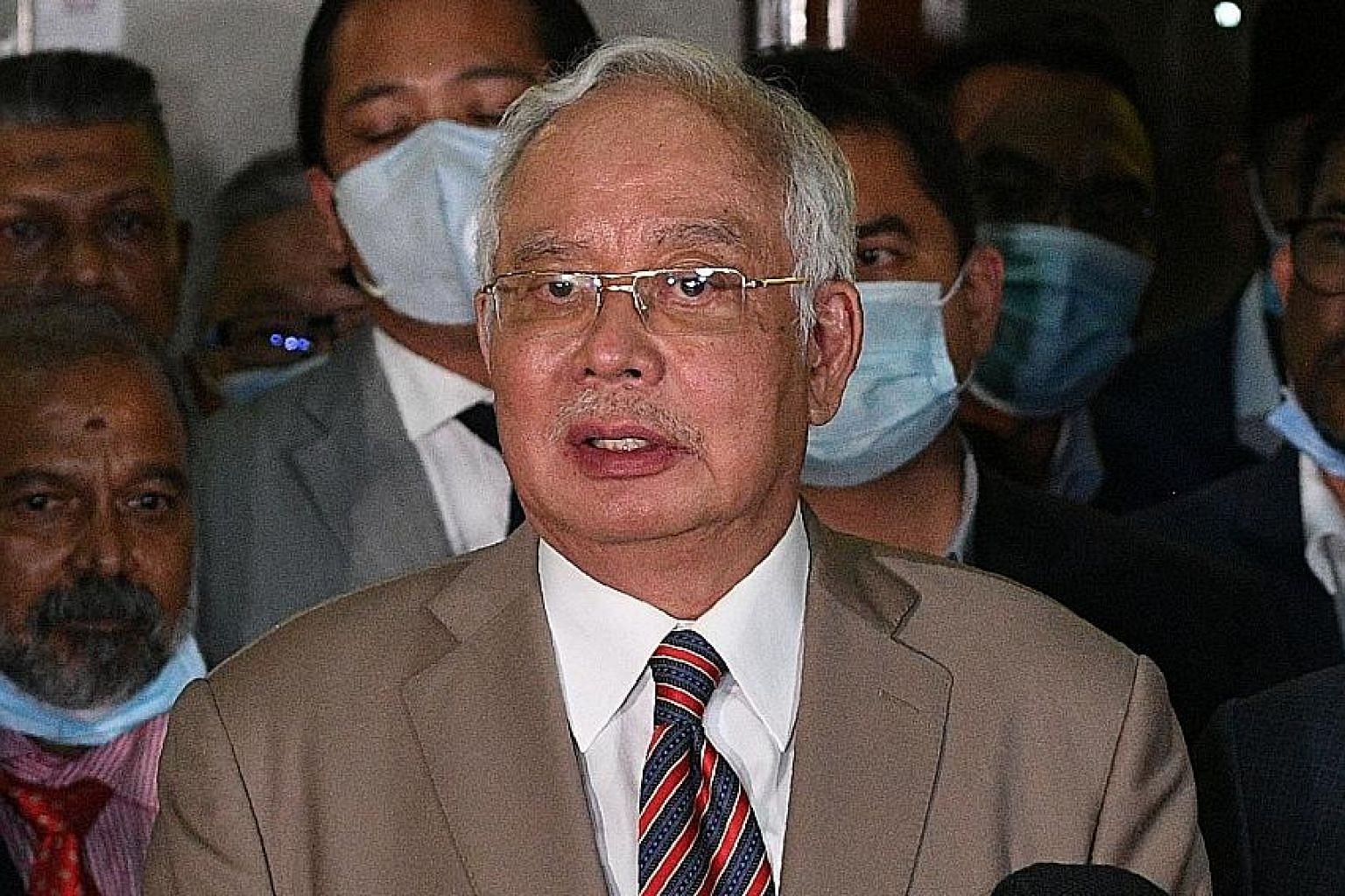 Malaysia's former prime minister Najib Razak has been convicted of seven charges involving the misappropriation of RM42 million (S$13.6 million) in the SRC International case.