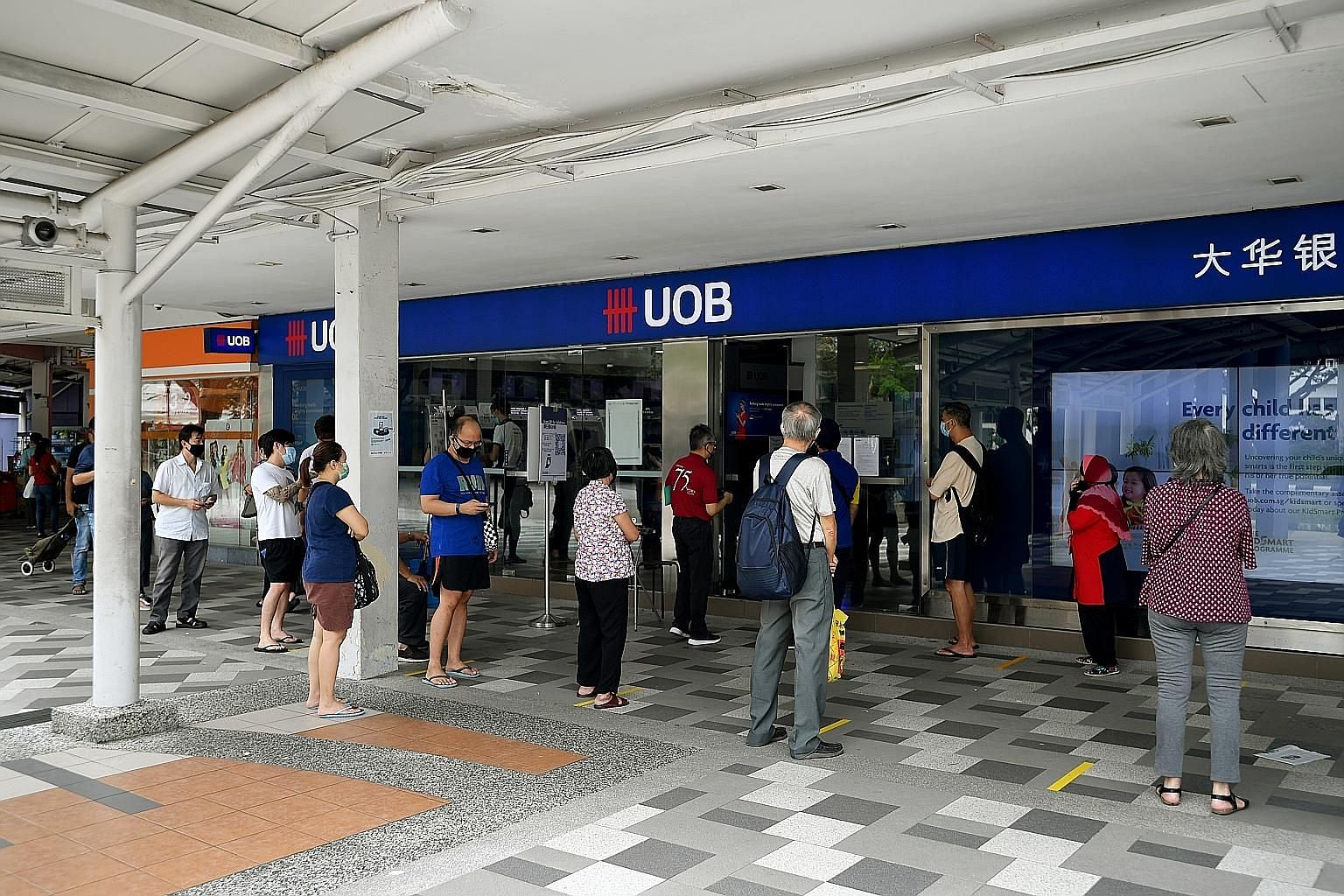 UOB group chief financial officer Lee Wai Fai says the bank wants to ensure its staff are ready to take on opportunities. United Overseas Bank says its three-month programme, dubbed the UOB Finance Academy, will enable participants to deepen their kn