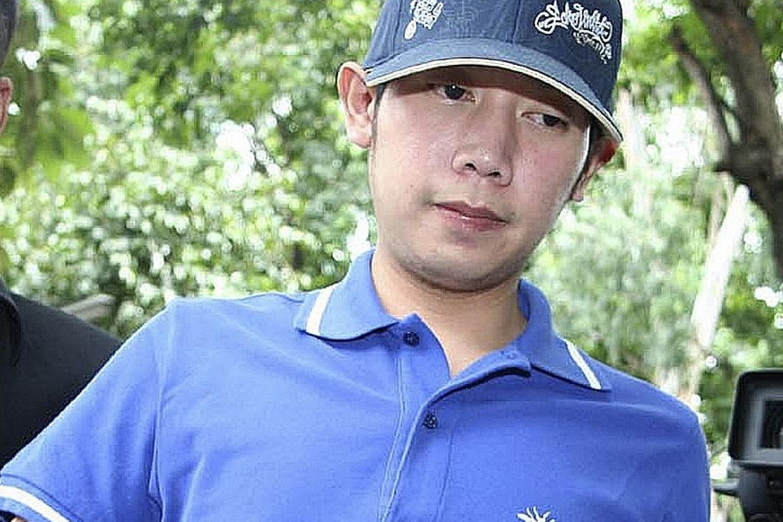 A 2012 photo of Mr Vorayuth Yoovidhya, the son of Mr Chalerm Yoovidhya, whose clan owns about half of the Red Bull energy drink empire. PHOTO: EPA-EFE
