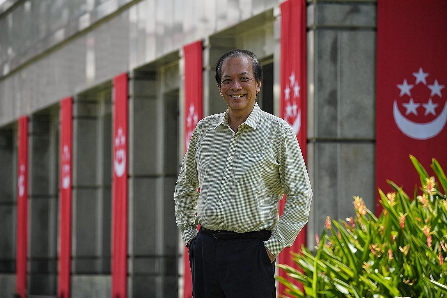 """Mr Charles Chong, who retired this year after 32 years in politics, reckons his string of successes is down to convincing voters to trust that he will do his best for them. He says: """"So as long as they think that you are genuine and you would fight f"""