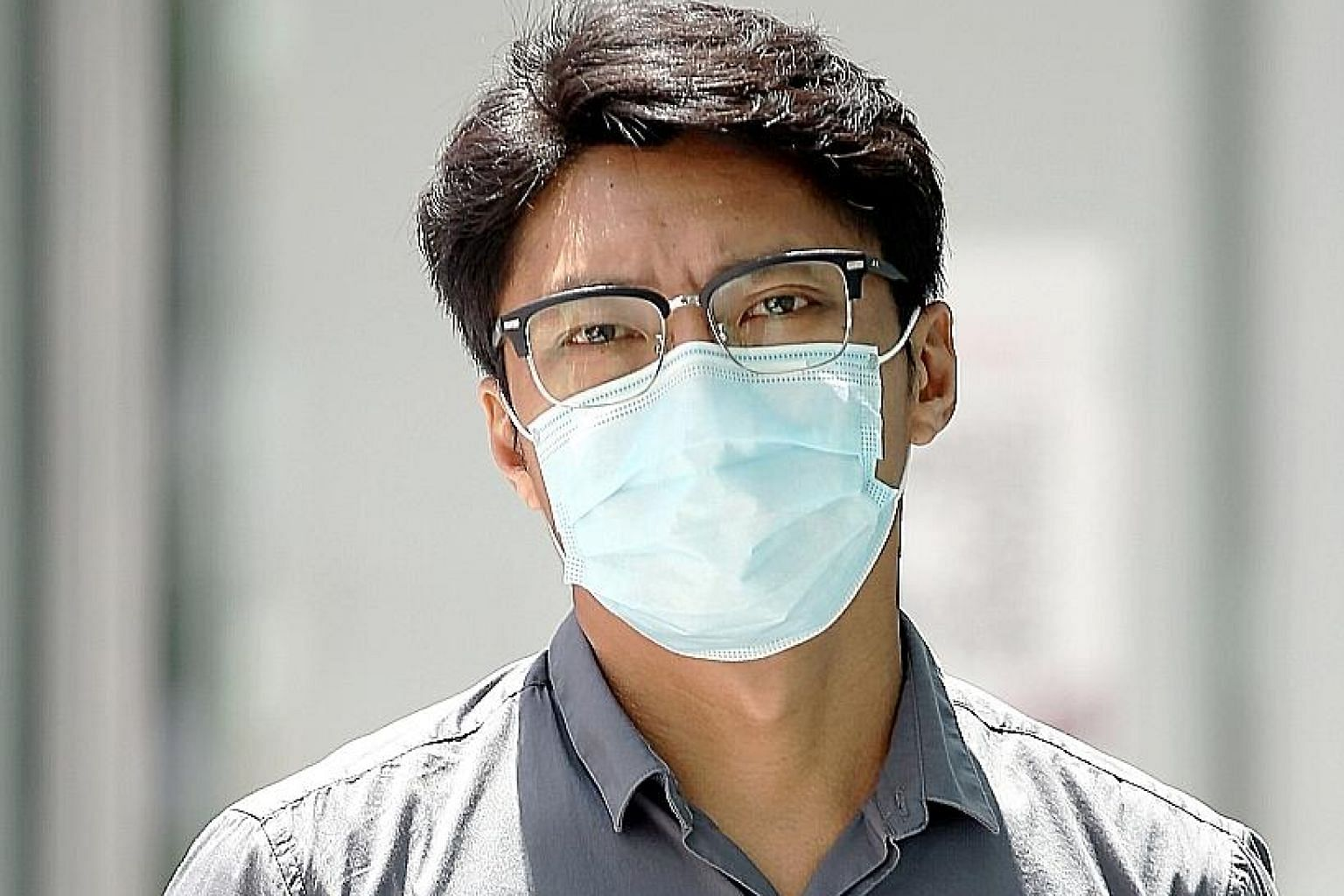 Assistant diving supervisor David Ng Wei Li was sentenced to 12 weeks' jail over the 2014 underwater incident.