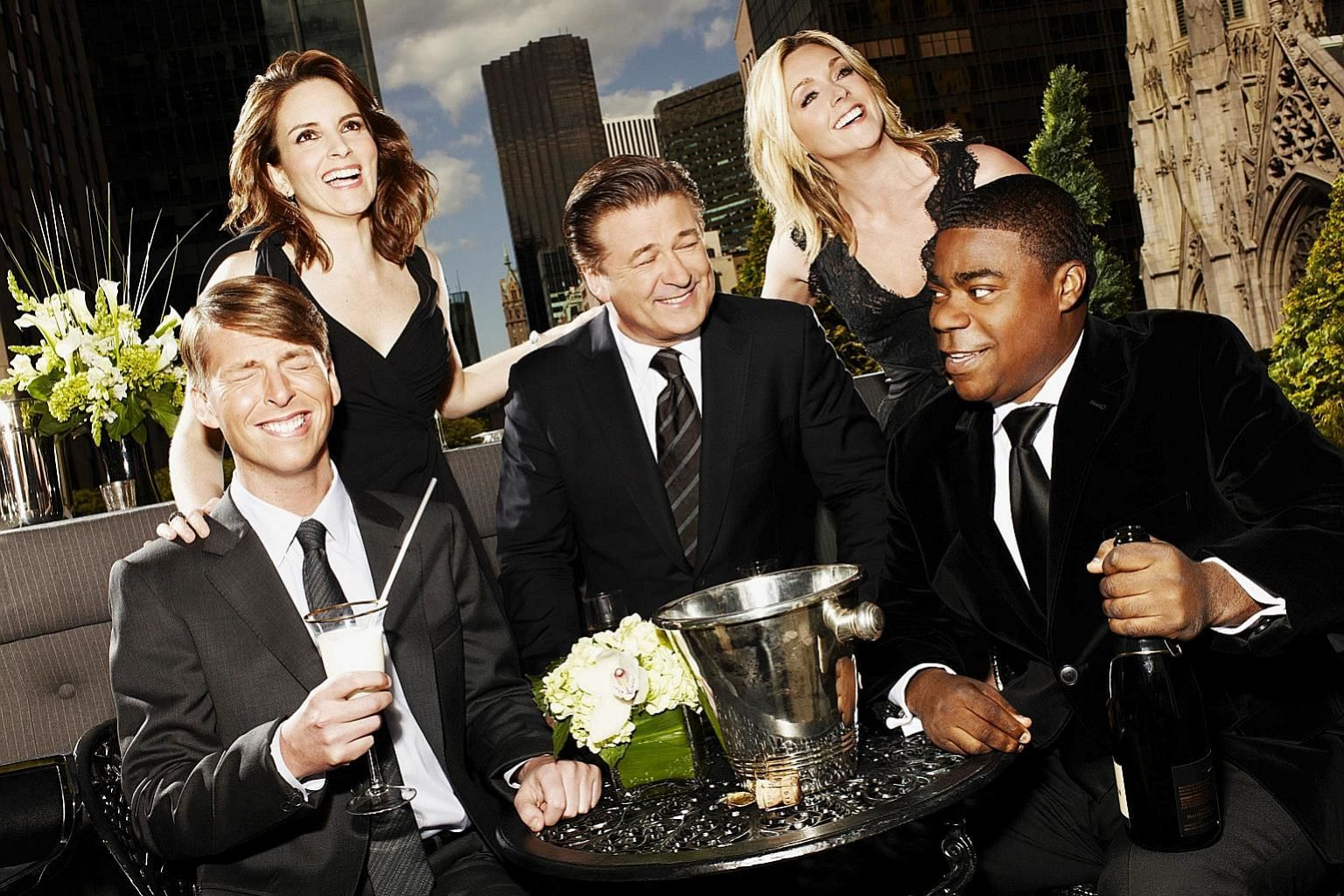 Acclaimed sitcom 30 Rock is one of several television series that had episodes taken out of circulation recently for controversial content.