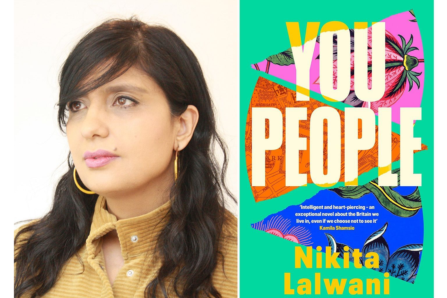 Author Nikita Lalwani poses difficult moral questions in her third novel, You People.