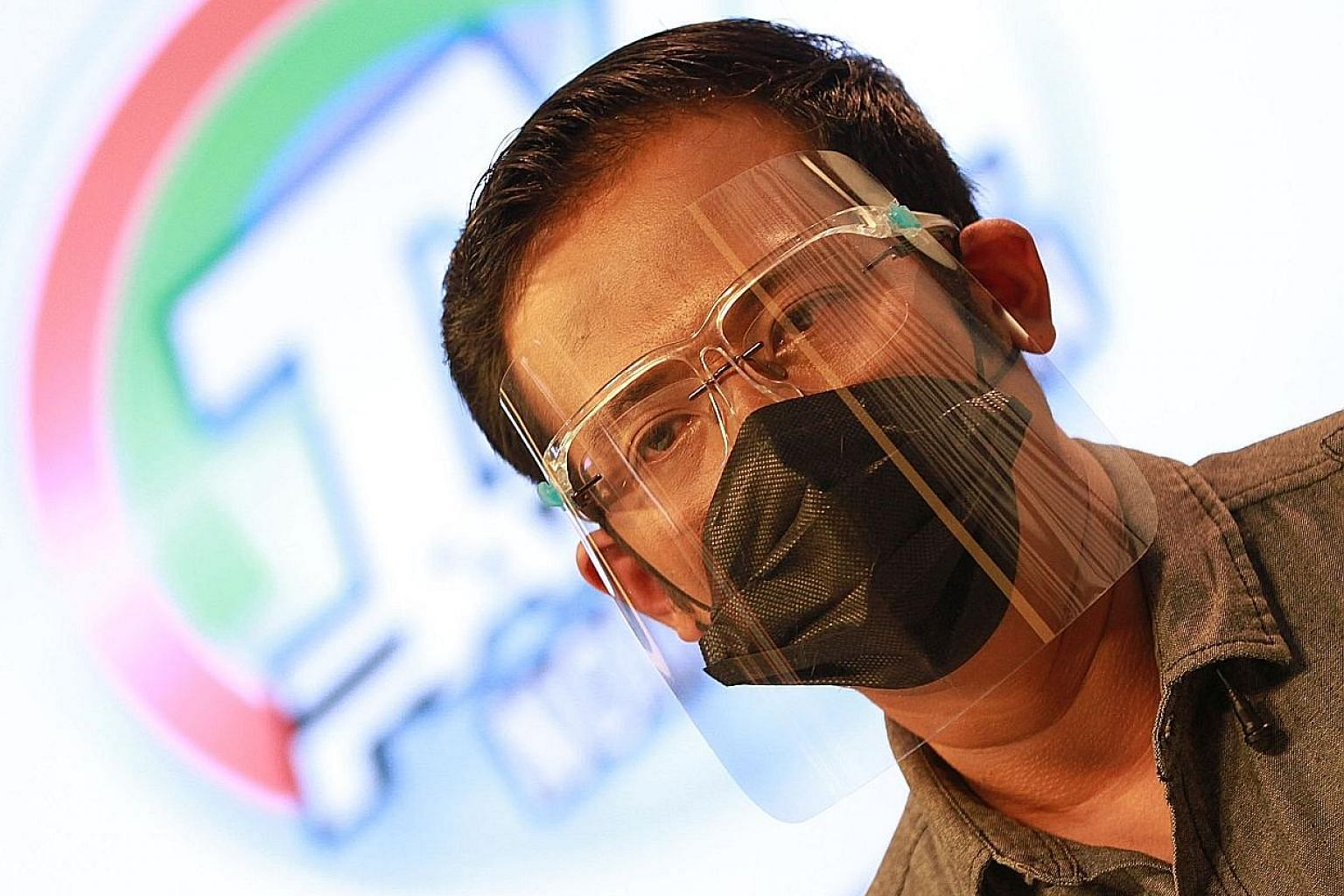 Mr Dhobie de Guzman is among hundreds of ABS-CBN journalists to lose their jobs as the broadcasting giant slashes its operations. PHOTO: AGENCE FRANCE-PRESSE