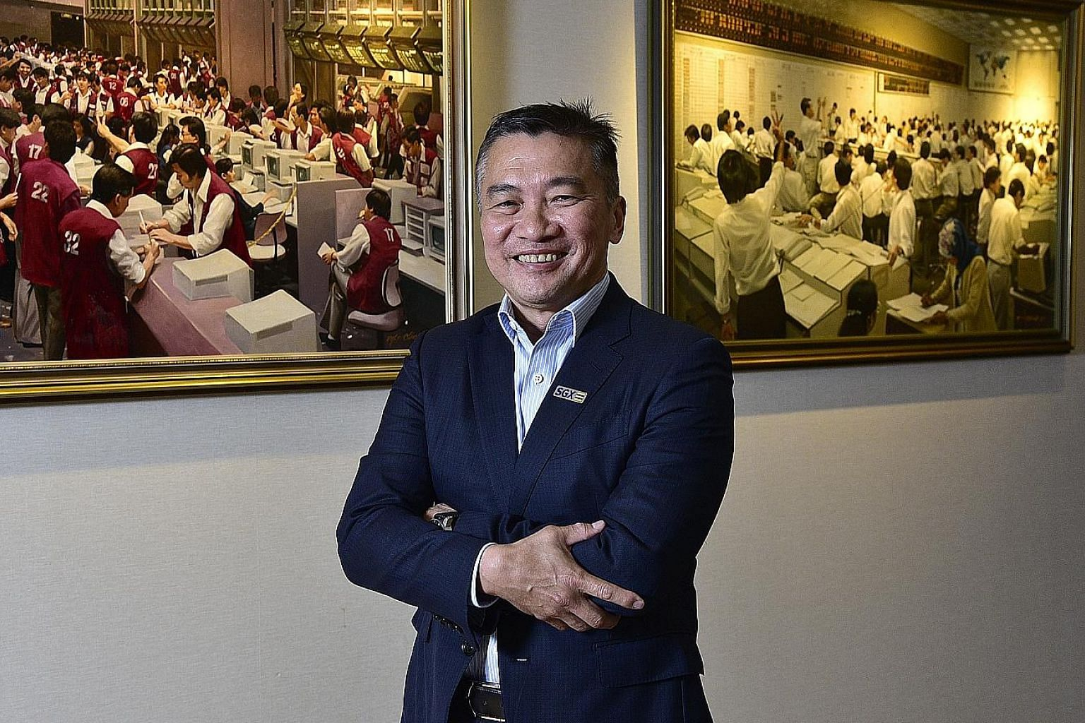 Singapore Exchange chief executive Loh Boon Chye says combining the cash and derivatives trade of multiple assets on a single platform will increase participation from more market-makers and boost trading activity. He adds that scale is not just size