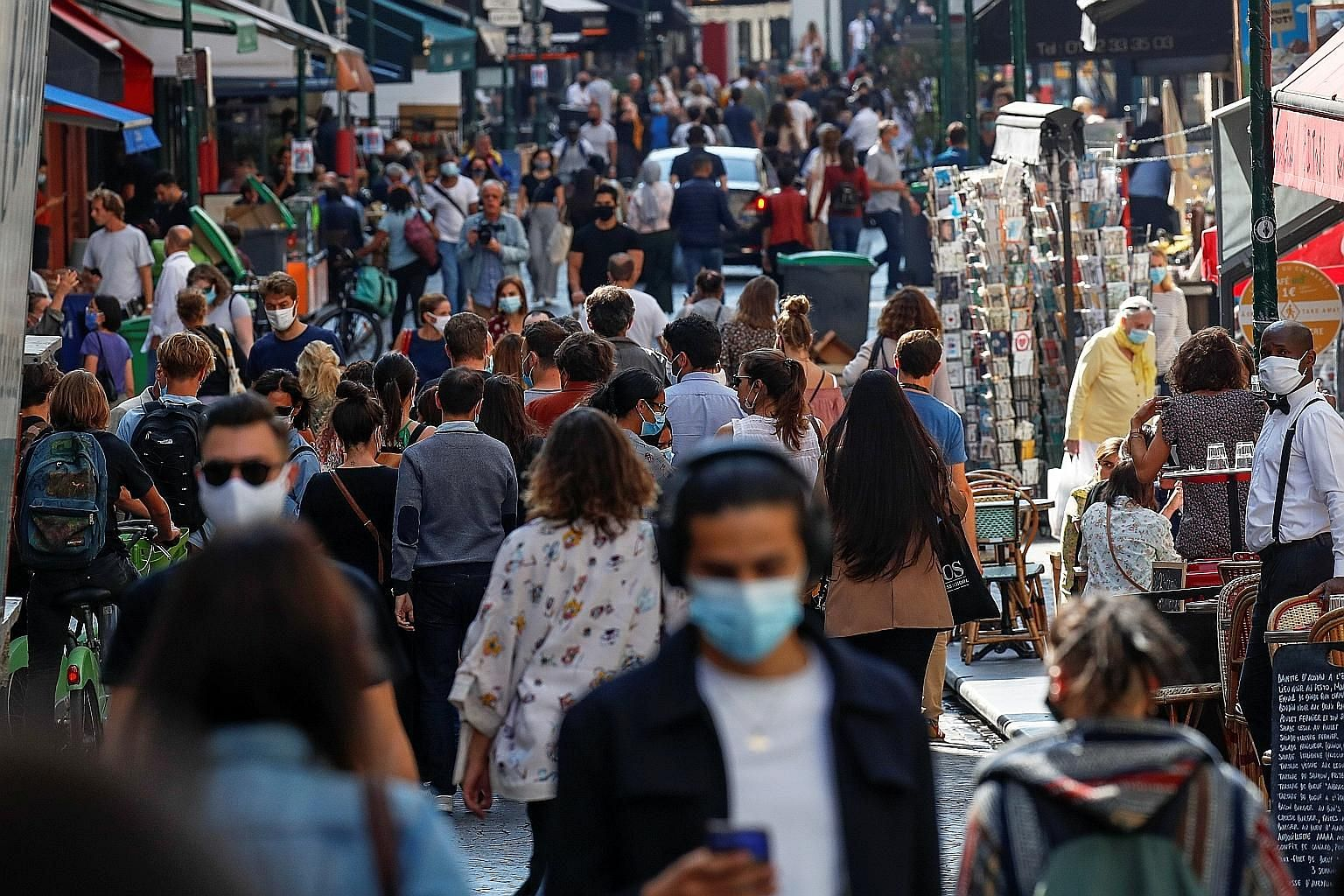 Paris, where the virus has been circulating more quickly than elsewhere, has not banned gatherings of more than 10 people but the police have strongly advised against private gatherings of more than that number. The most affected regions and cities i