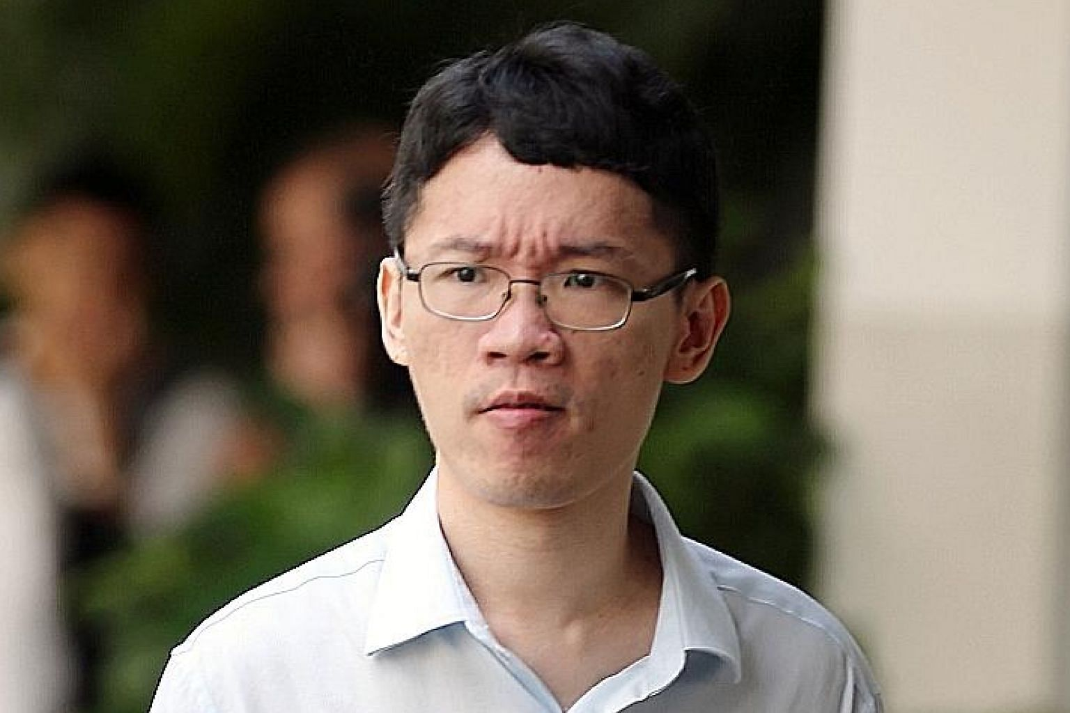 Lim Wei Ming's Instagram post on Aug 14 last year resulted in at least 38 police reports being lodged against him.